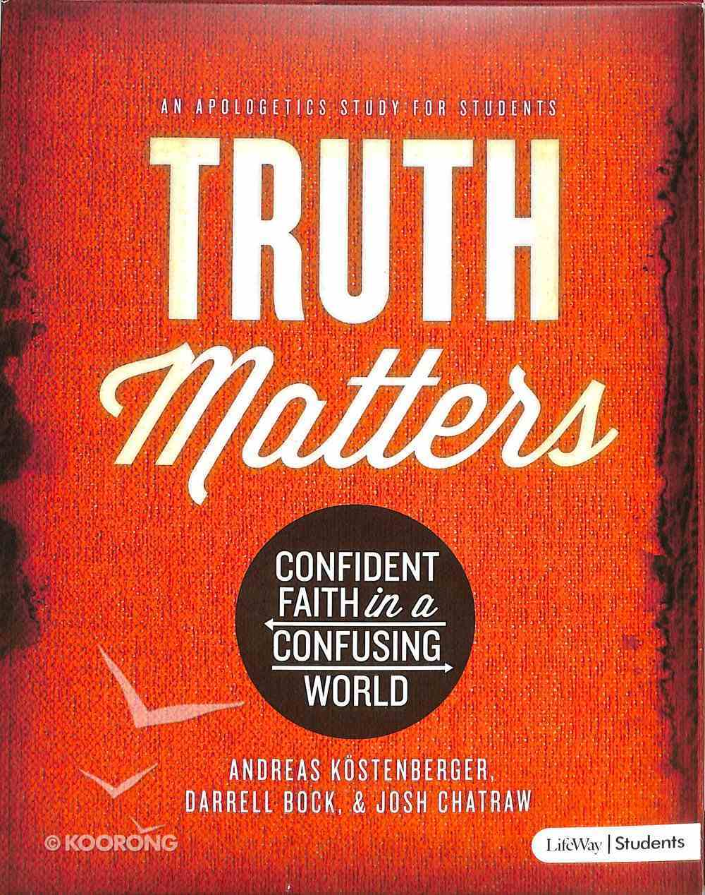 Truth Matters (Leader Kit) Pack