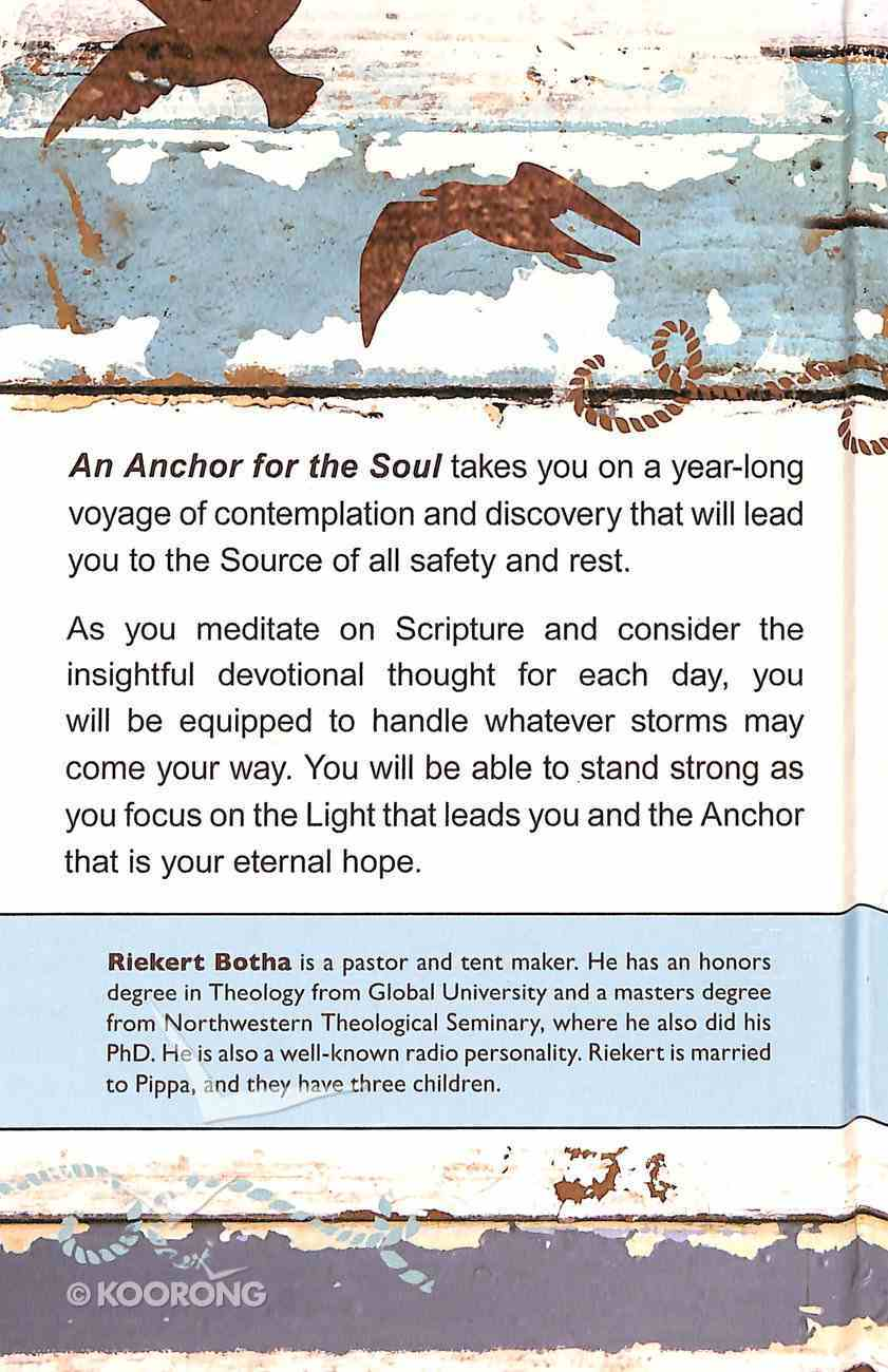 366 Devotions: An Anchor For the Soul Hardback