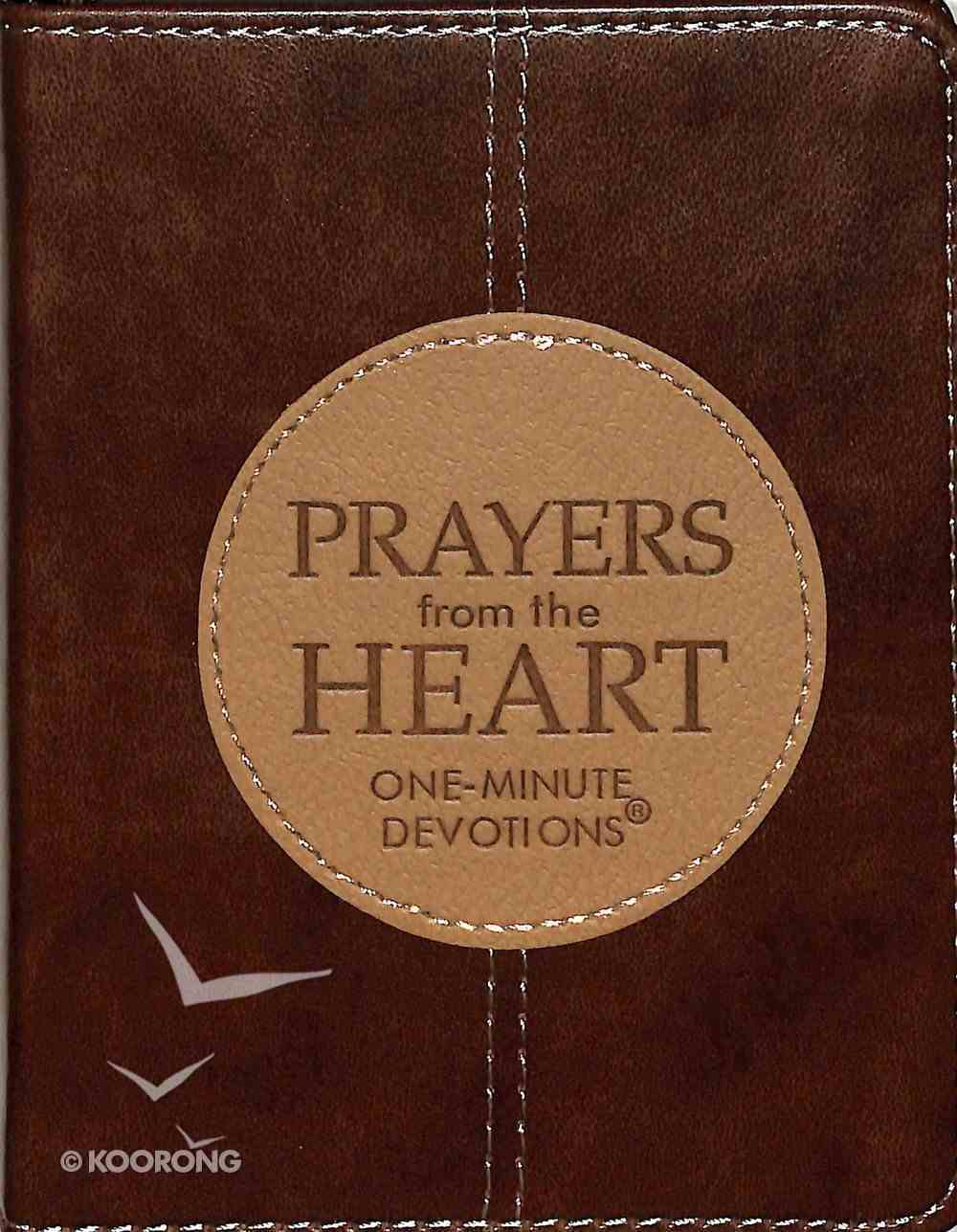 Prayers From the Heart Imitation Leather