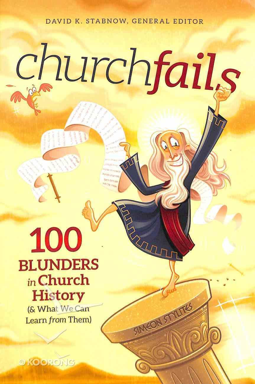 Churchfails Paperback