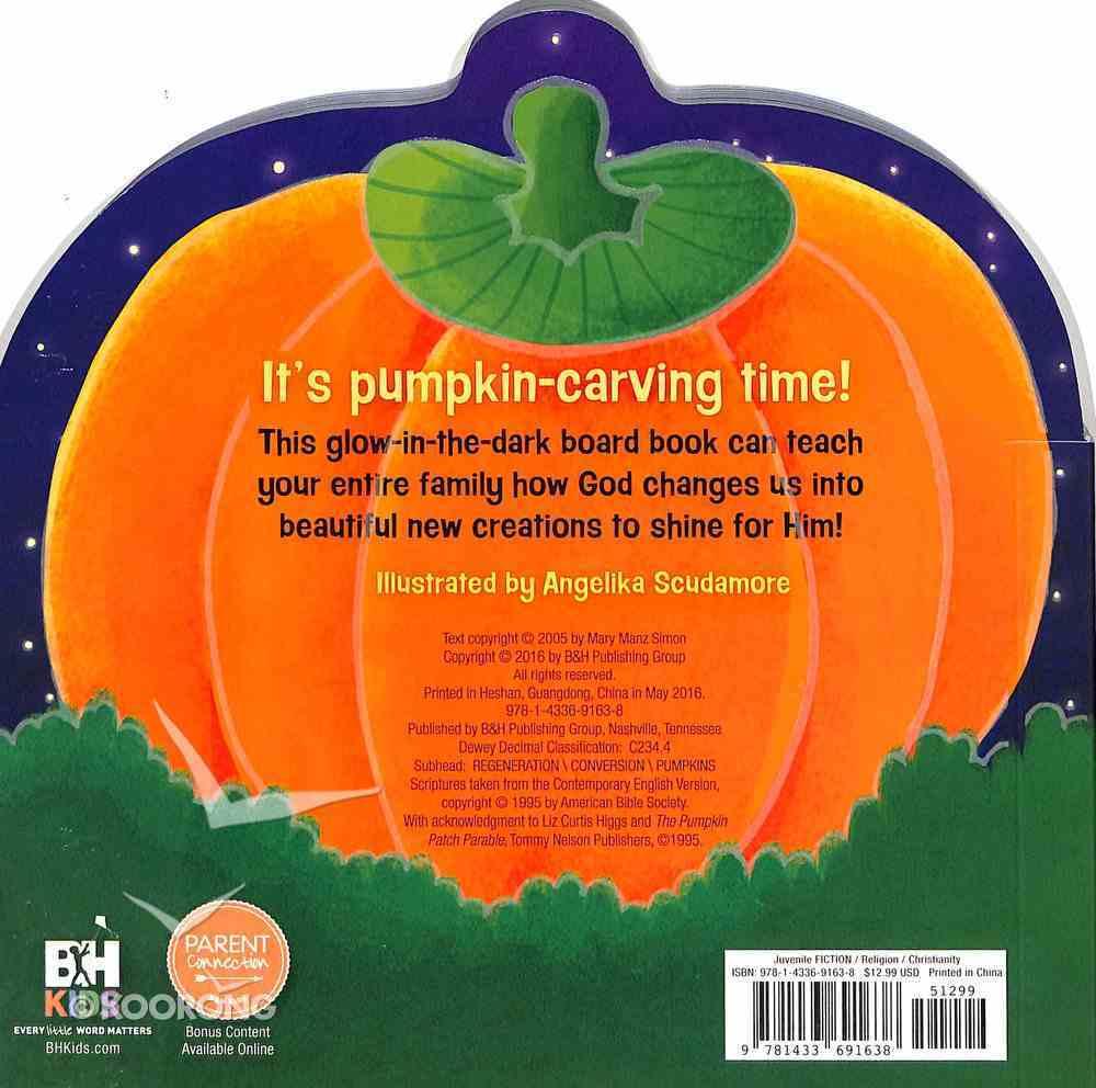 The Pumpkin Gospel  (Die-cut) Board Book