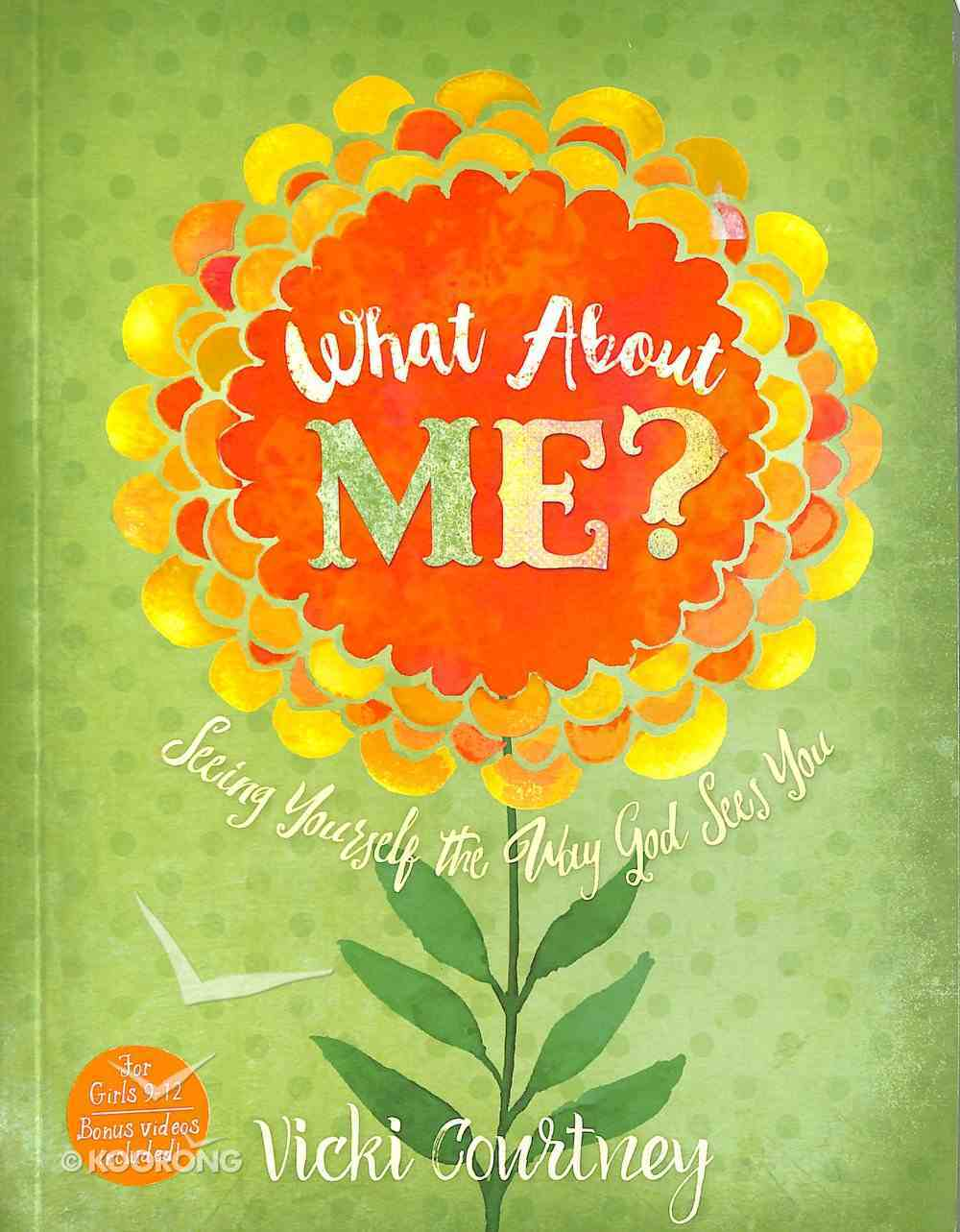 What About Me? Paperback