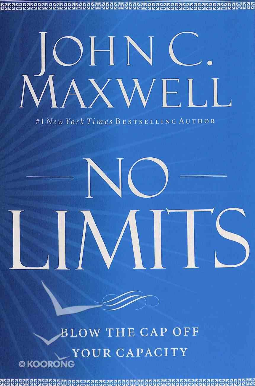 No Limits Hardback