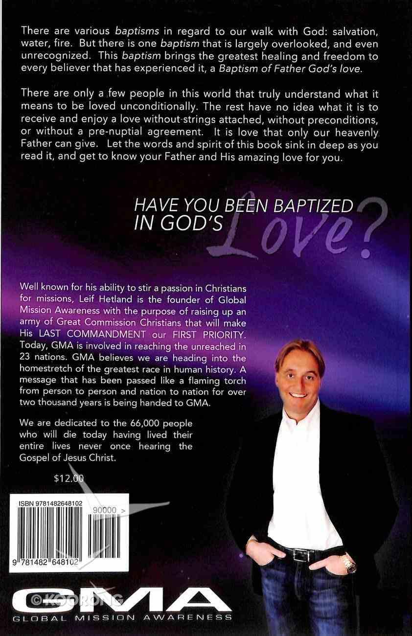 Baptism of Love (Sonship Series) Paperback