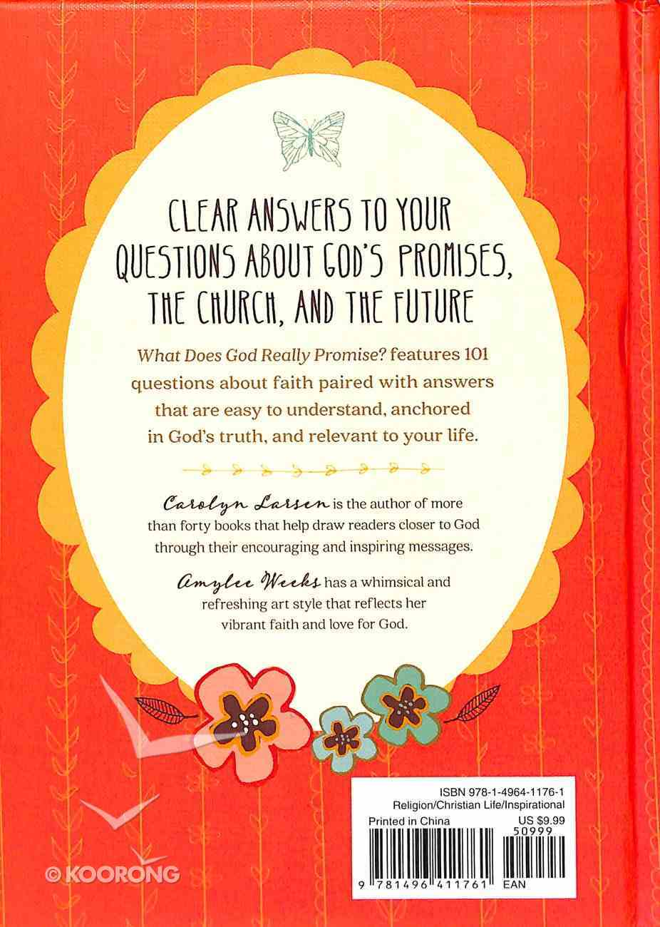 What Does God Really Promise? Hardback