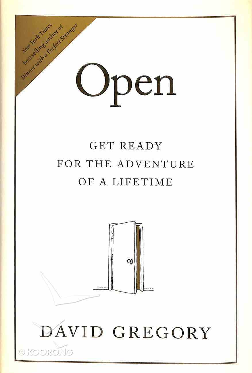 Open Hardback