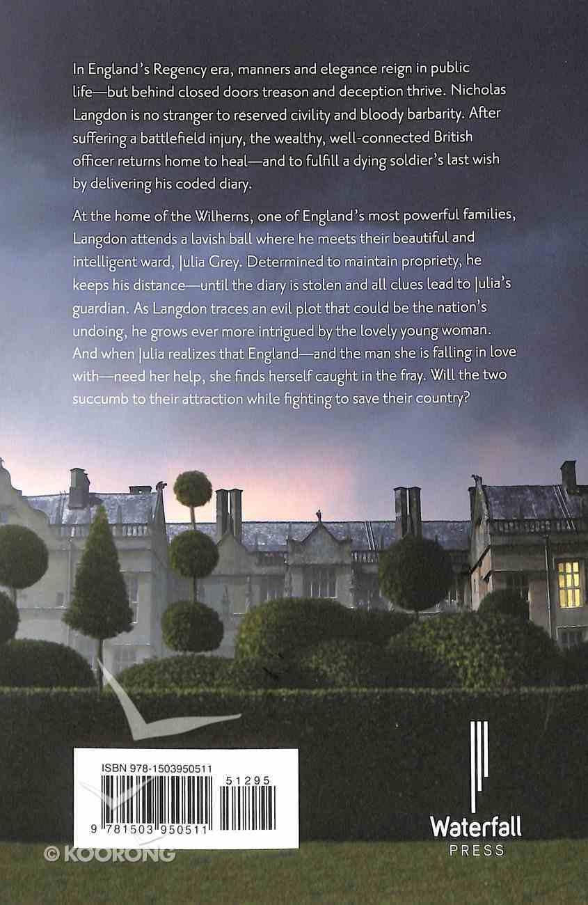 A Spy's Devotion (#01 in The Regency Spies Of London Series) Paperback