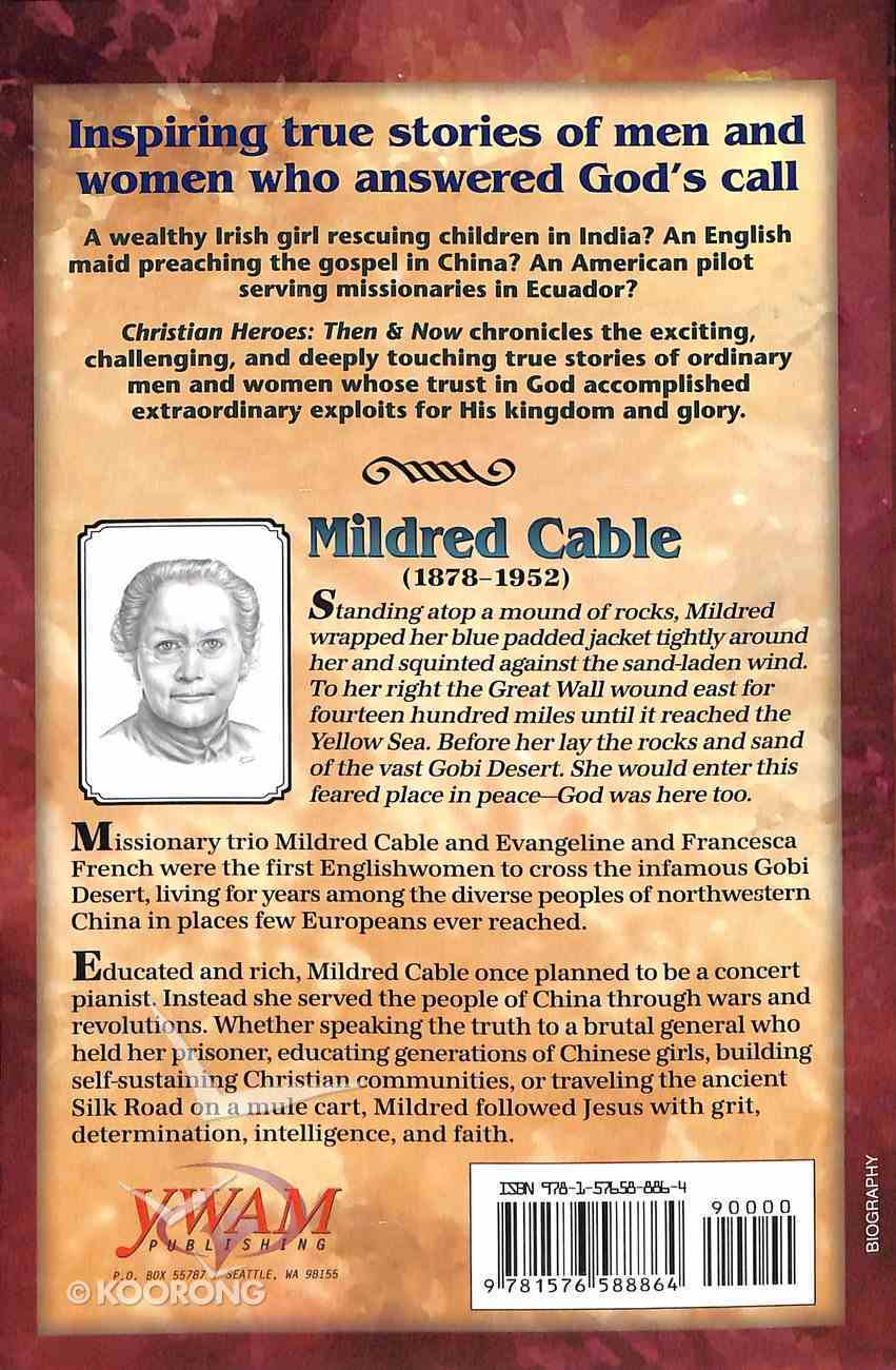 Mildred Cable - Through the Jade Gate (Christian Heroes Then & Now Series) Paperback