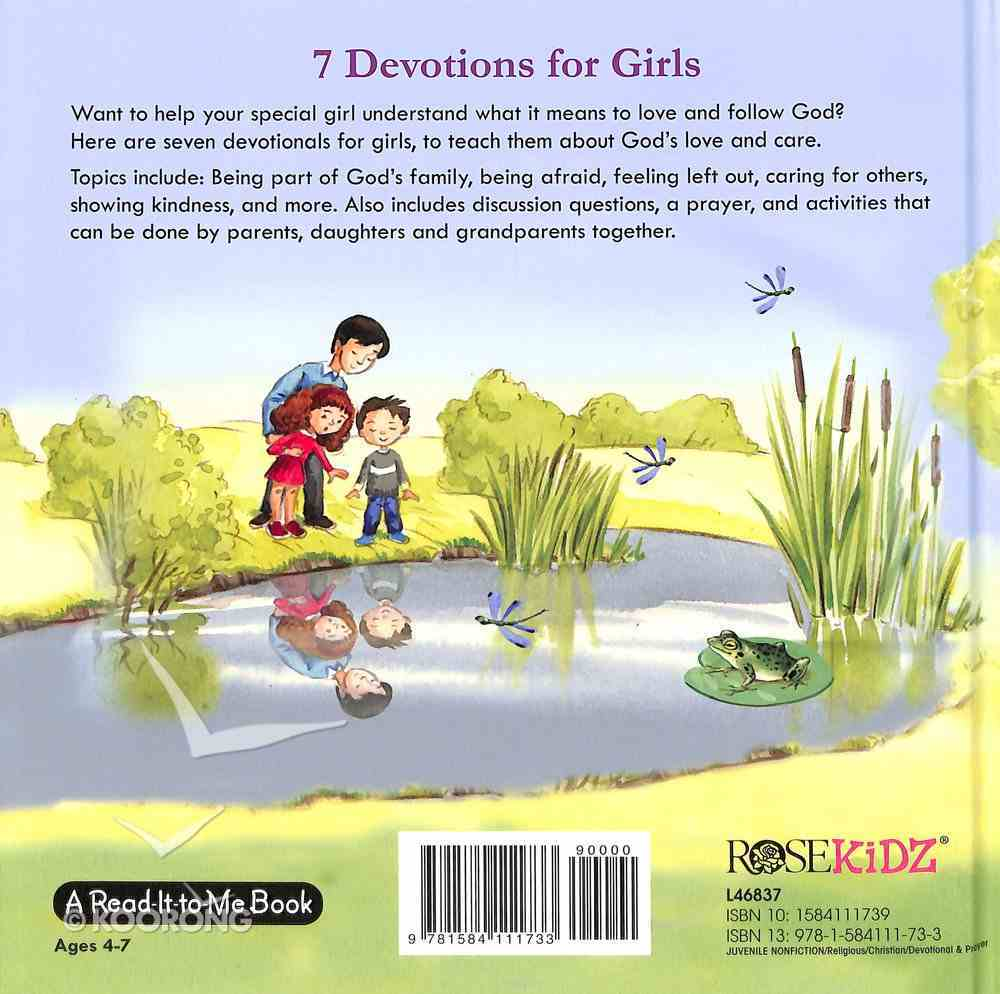 God and Me! a Devotional For Girls Ages 4-7 Hardback