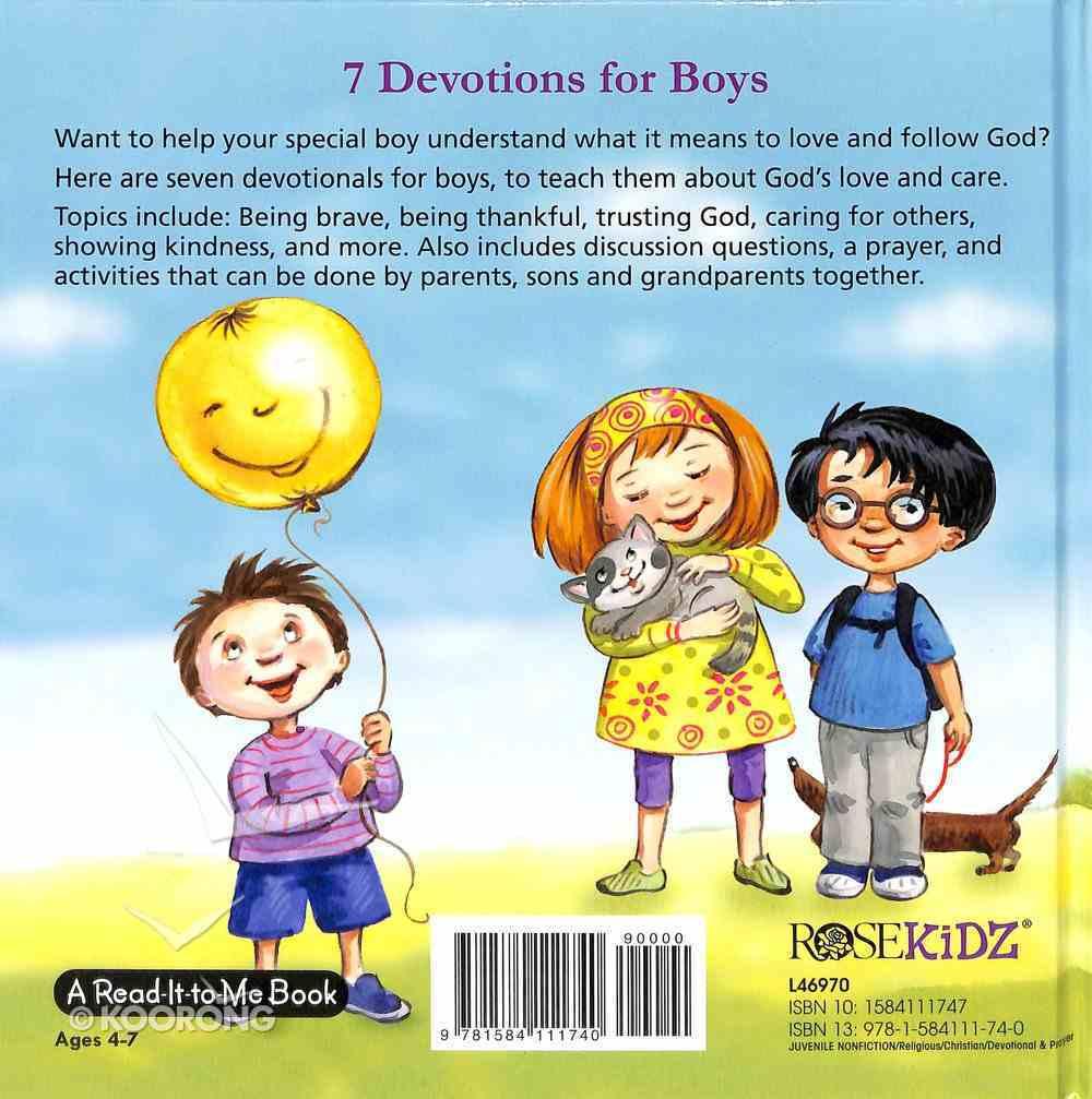 Devotional For Boys (Ages 4-7) (Gotta Have God Series) Hardback