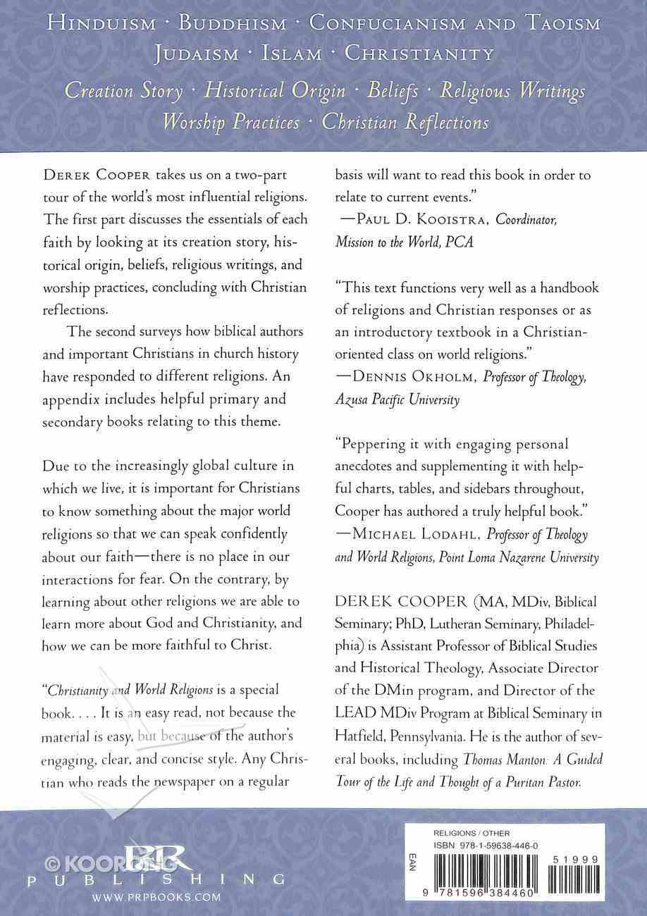 Christianity and World Religions Paperback