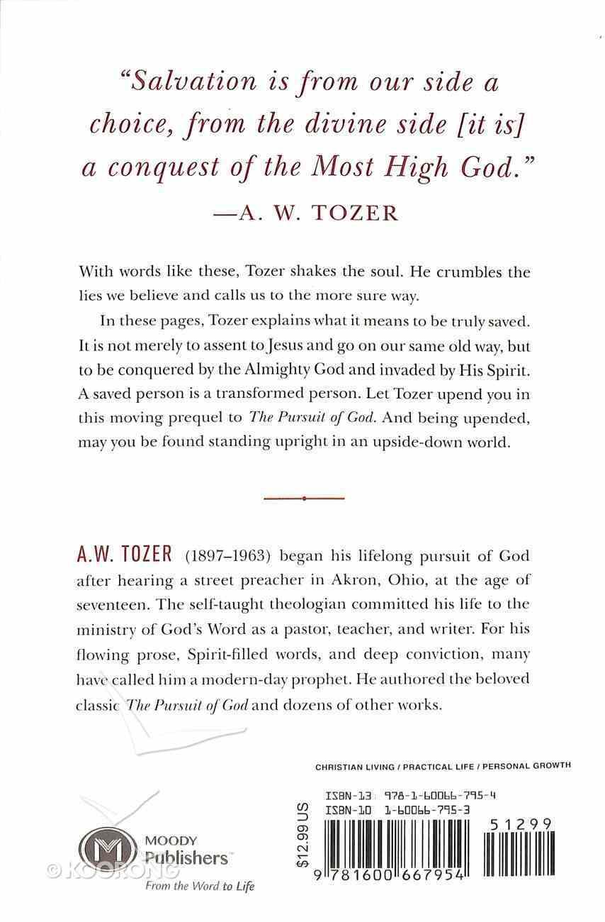 God's Pursuit of Man Paperback