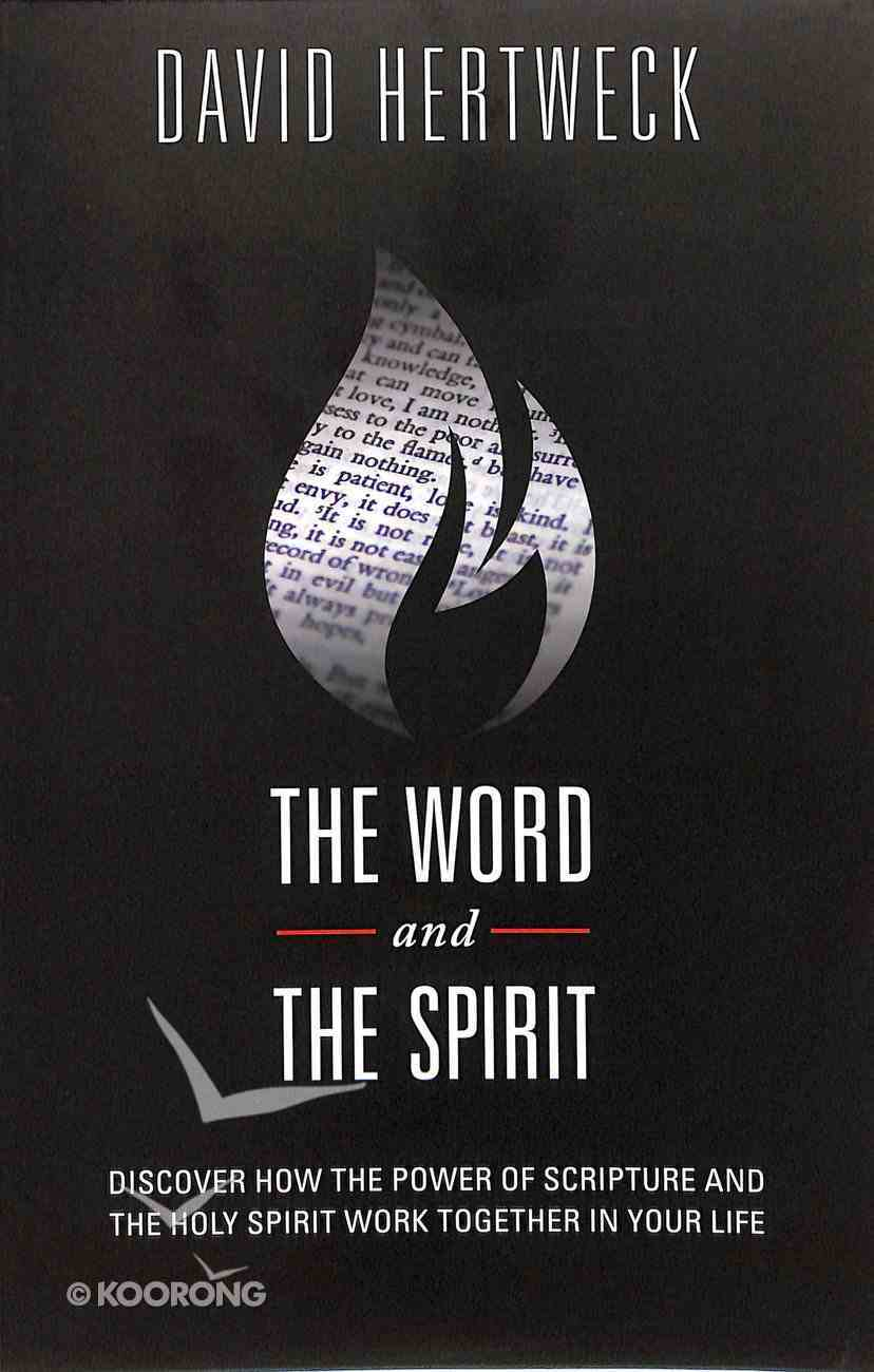 The Word and the Spirit Paperback