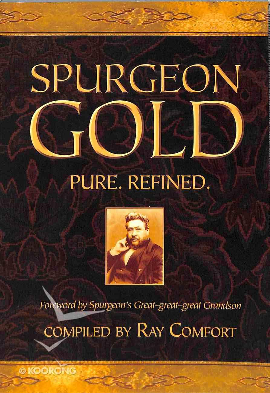 Spurgeon Gold Paperback