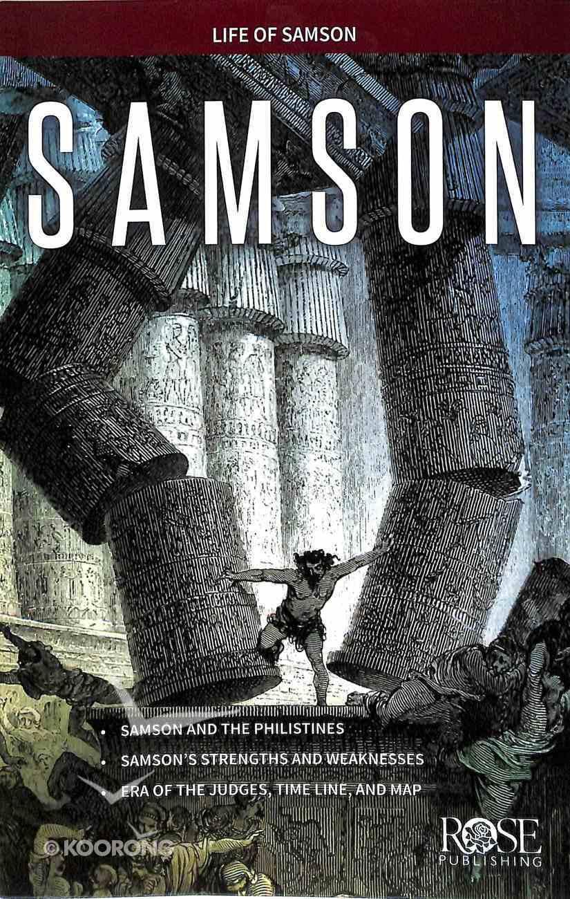 Samson (Rose Guide Series) Pamphlet