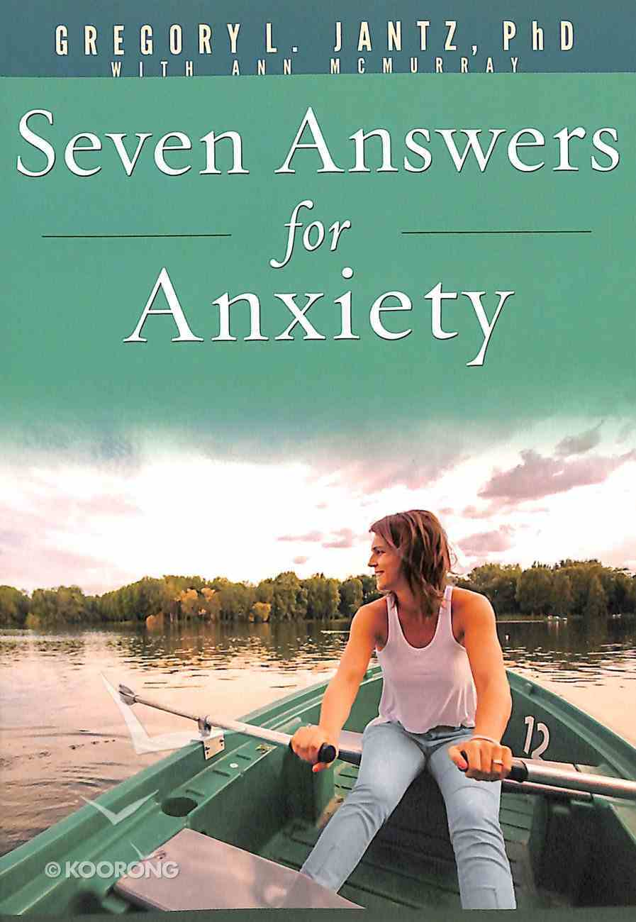 7 Answers For Anxiety Paperback