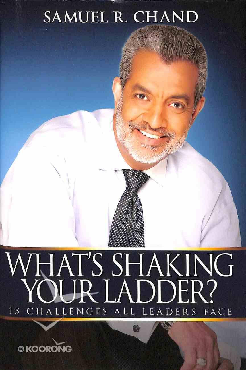 What's Shaking Your Ladder? Hardback