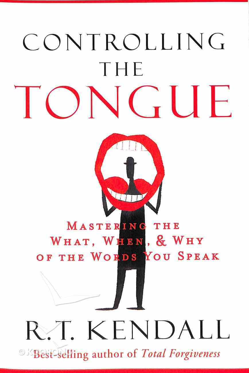 Controlling the Tongue Paperback