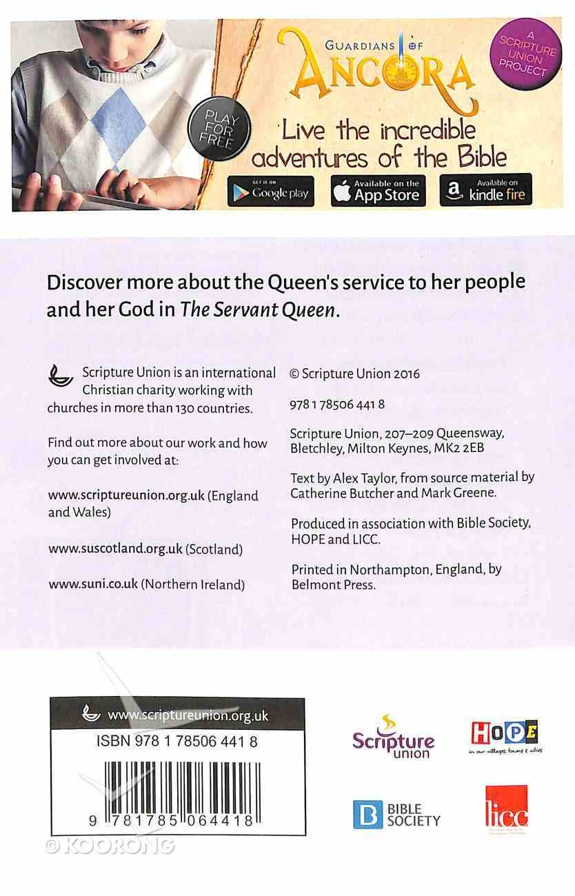 Servant Queen, the and the King She Serves (School Edition) Booklet