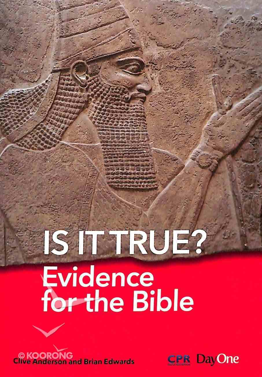 Booklet Iit: Evidence For the Bible Paperback