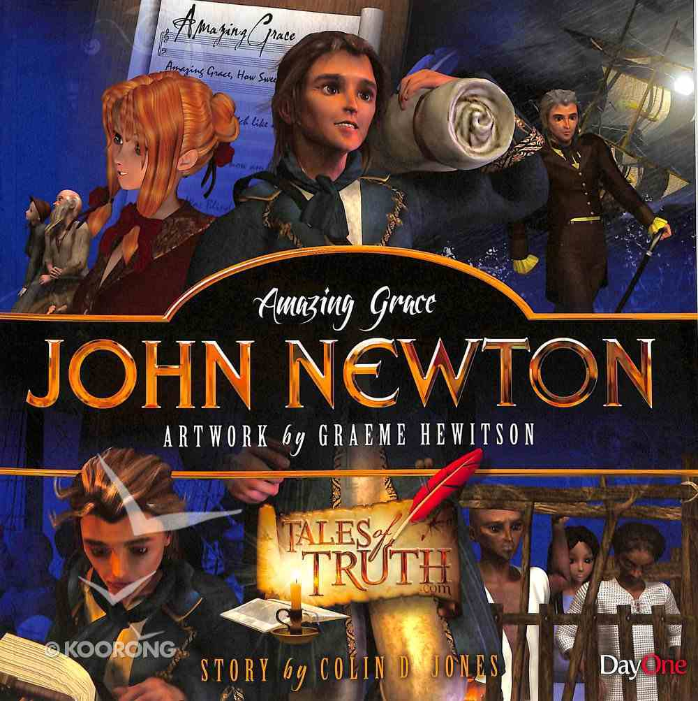 John Newton: Amazing Grace Paperback