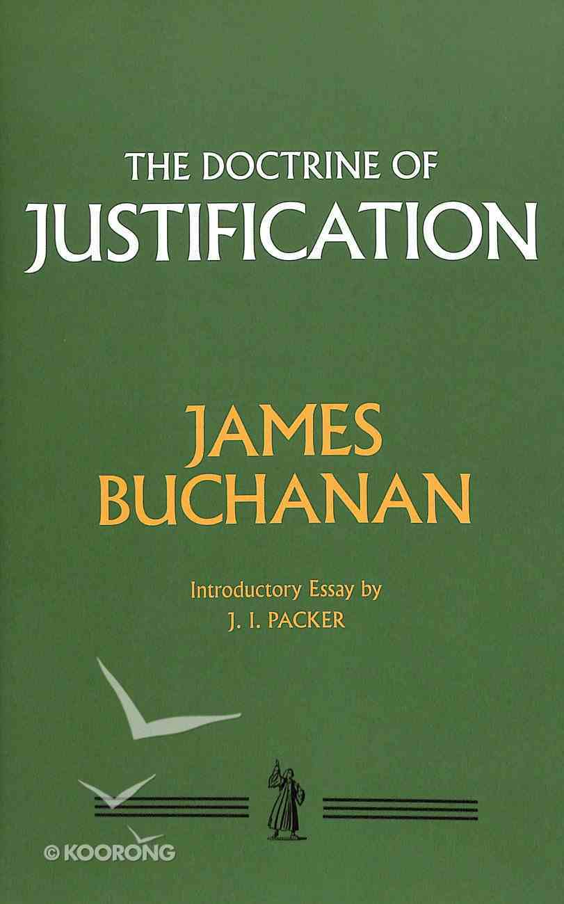 The Doctrine of Justification Hardback