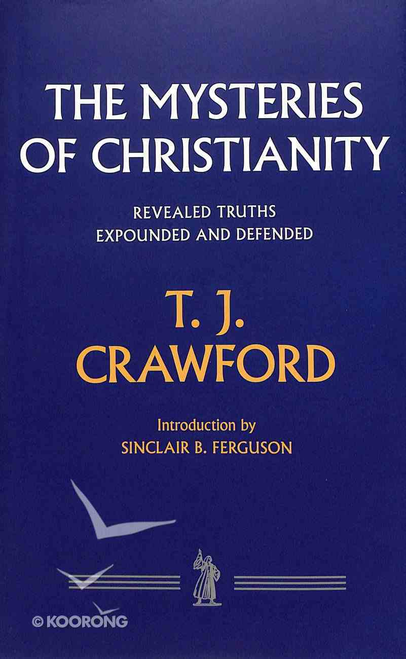 The Mysteries of Christianity Hardback