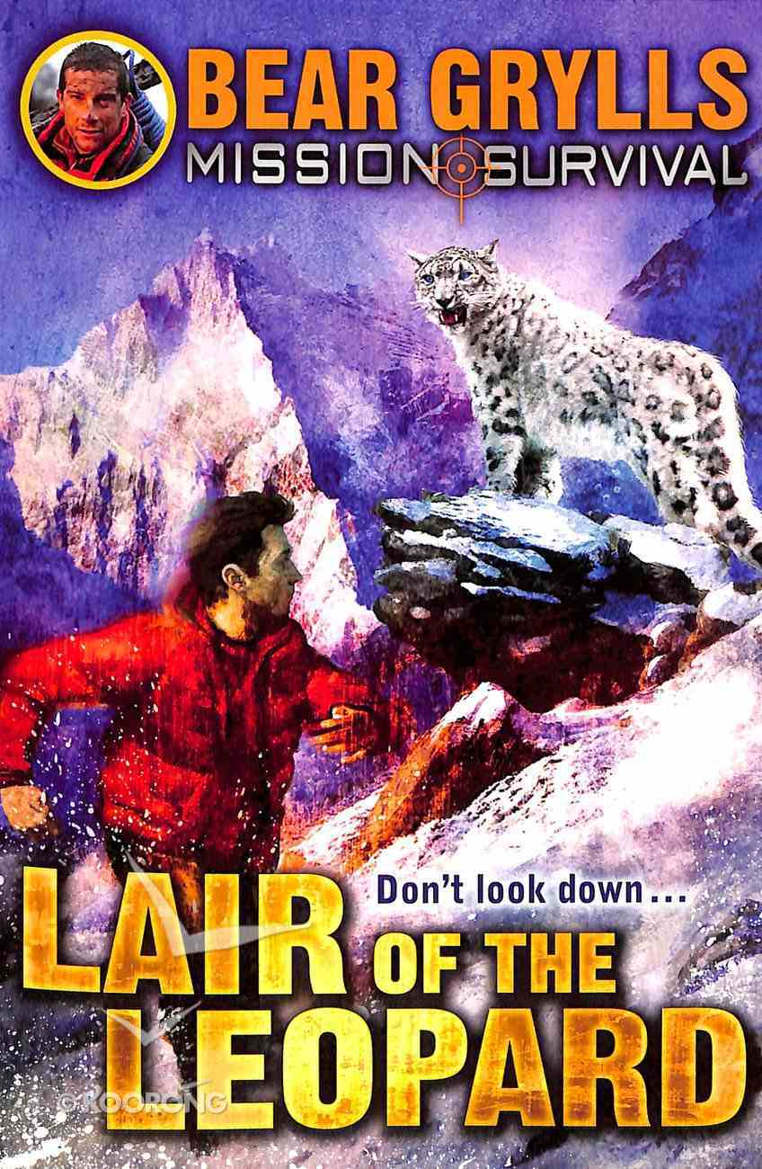 Lair of the Leopard (#08 in Mission Survival Series) Paperback