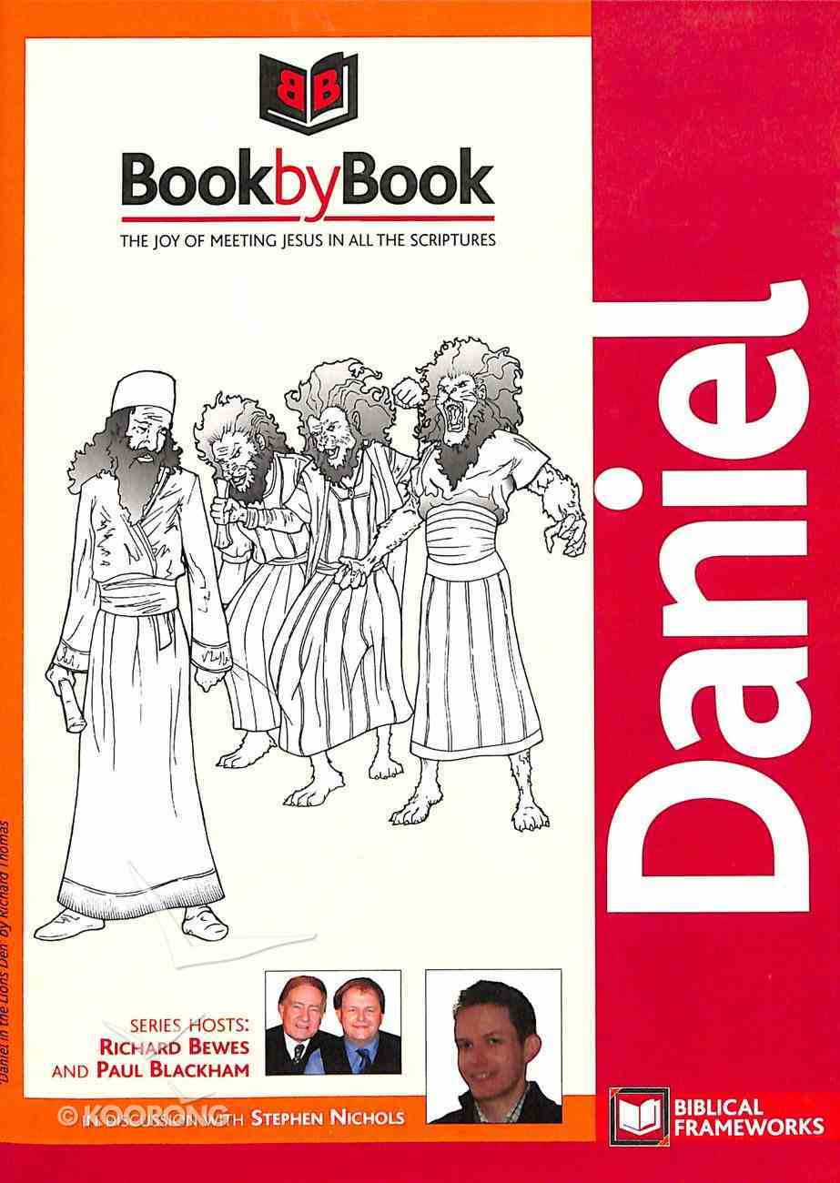 Daniel (Dvd+Study Guide) (#27 in Book By Book Bible Study Course Series) Pack