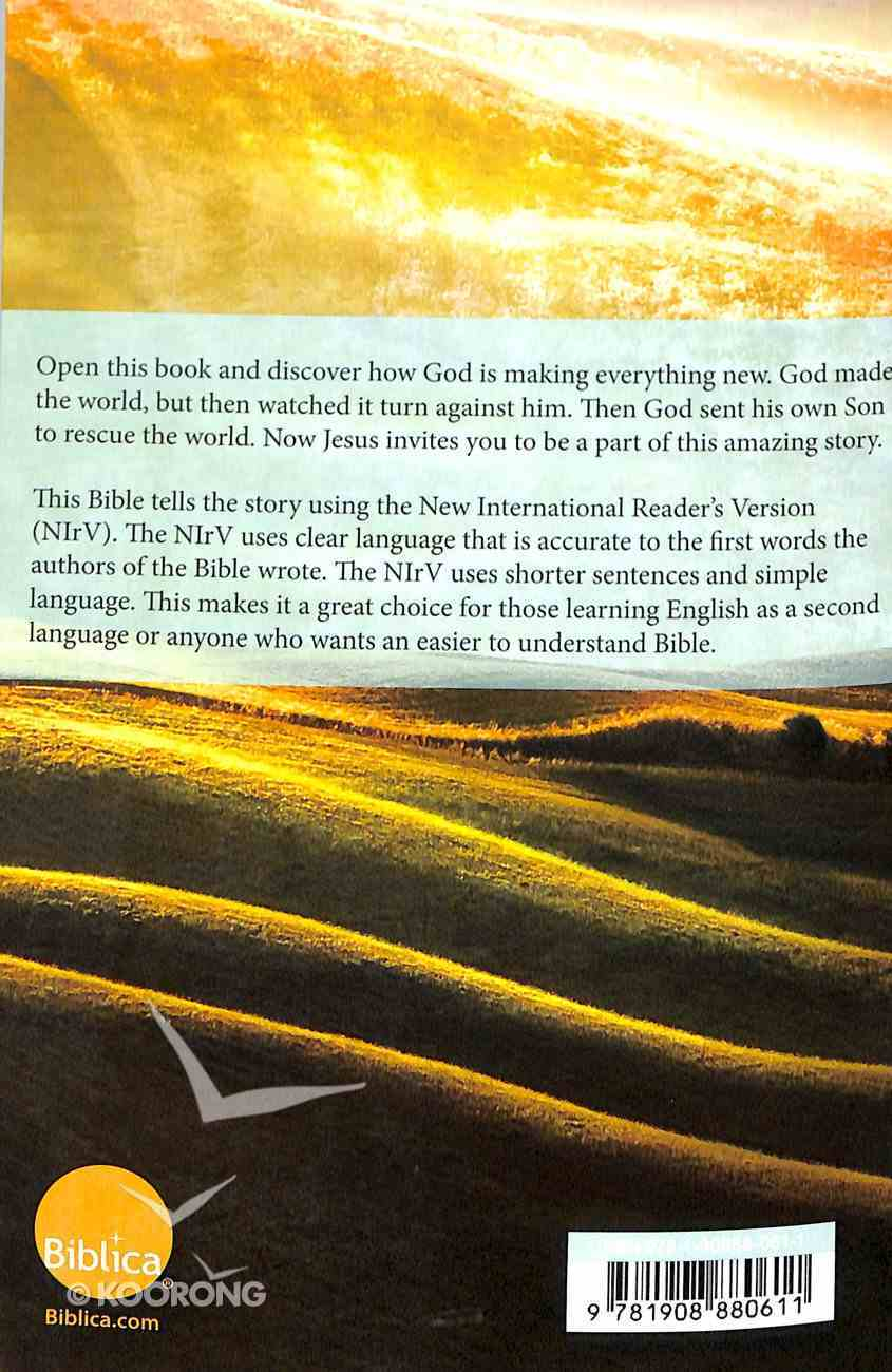NIRV Bible (Anglicised 2015) Paperback