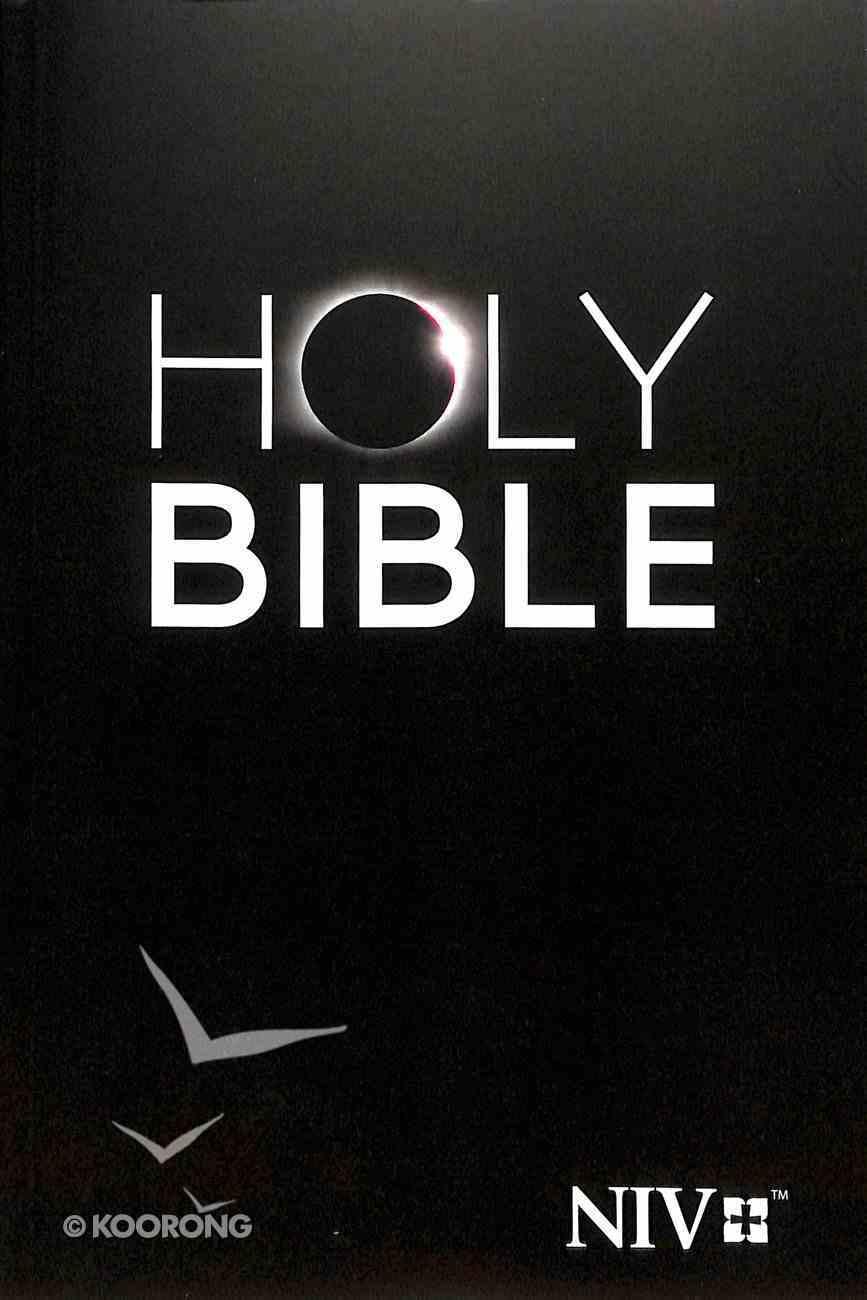 NIV Popular Paperback Bible Eclipse Paperback