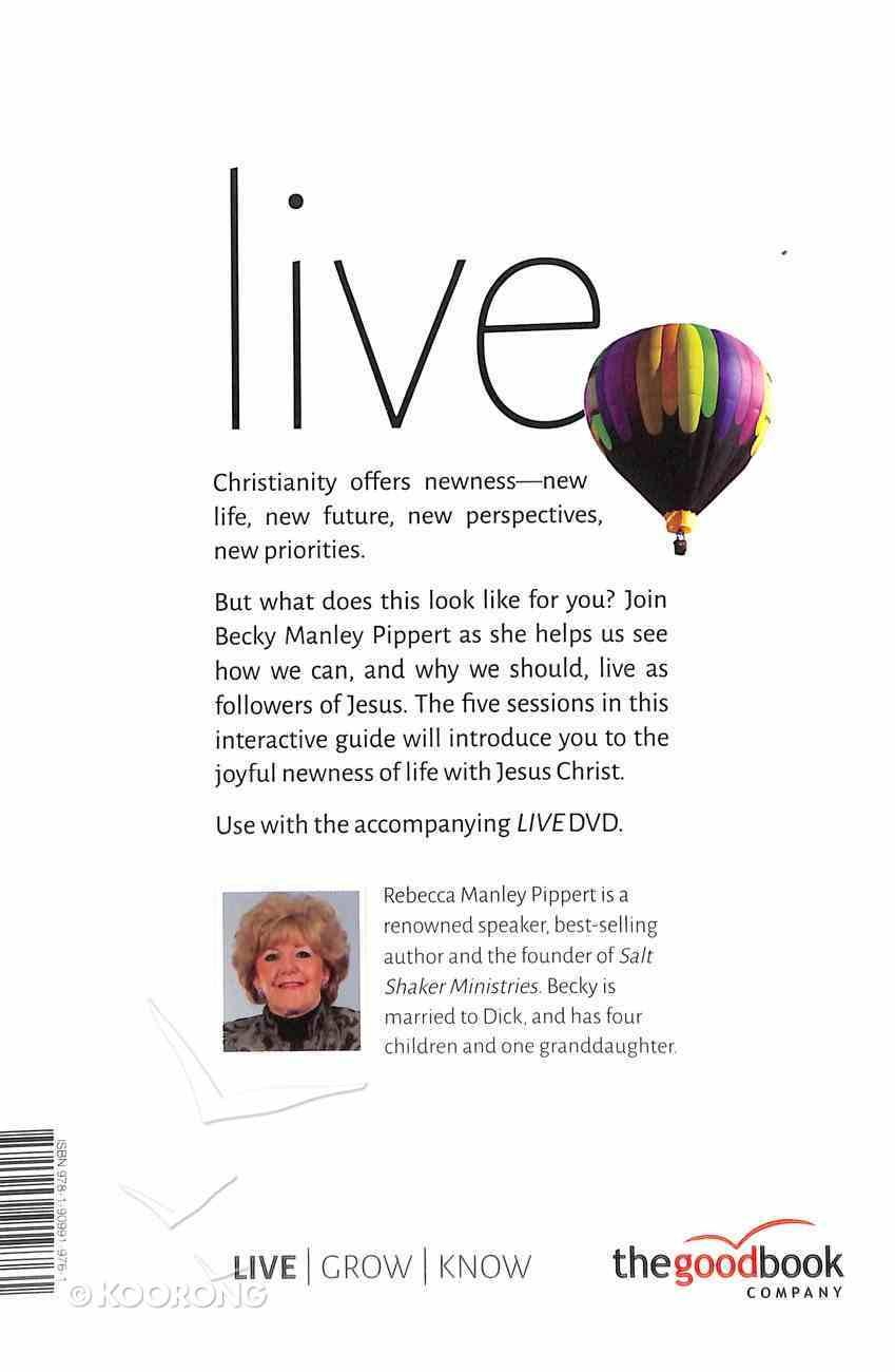 Live (Handbook) (#01 in Livegrowknow Series) Paperback