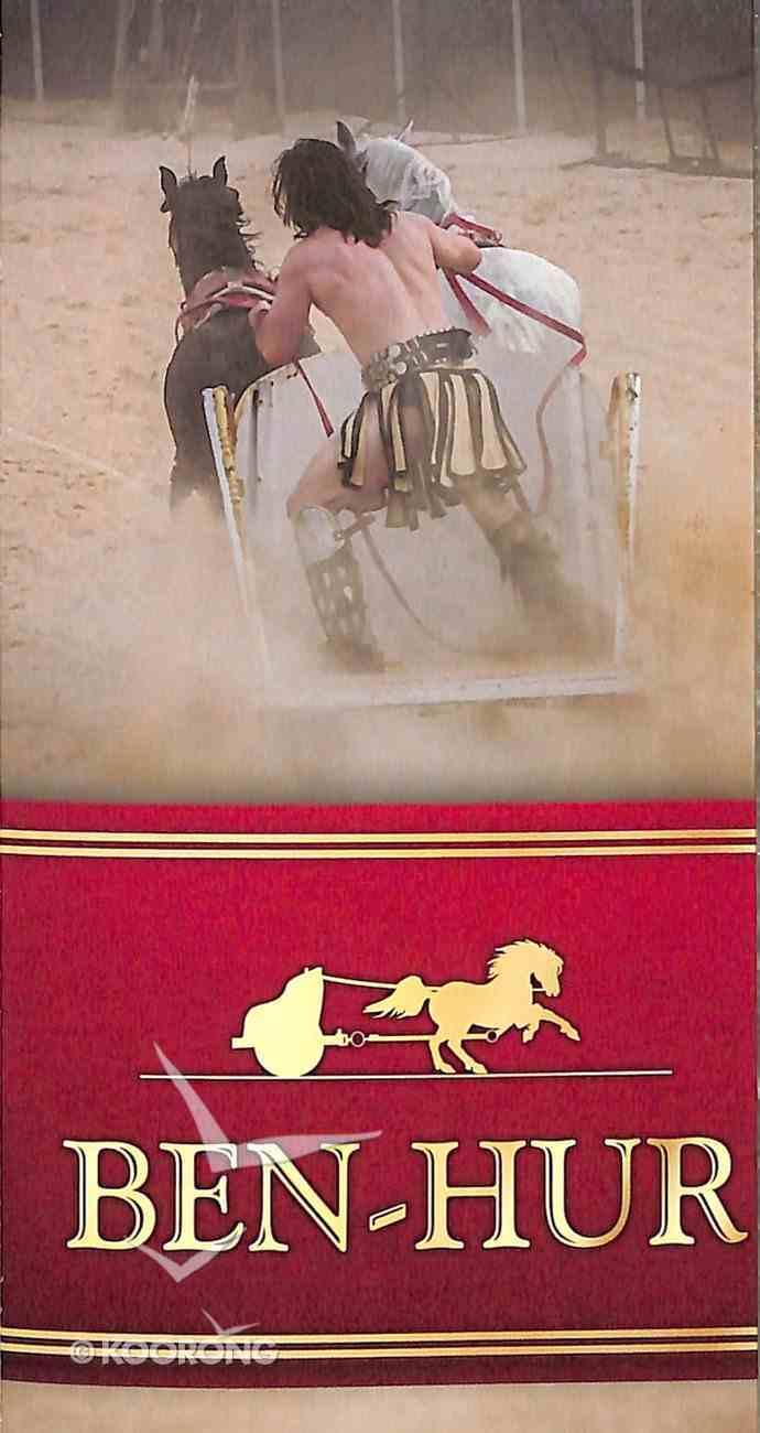 Ben-Hur Booklet