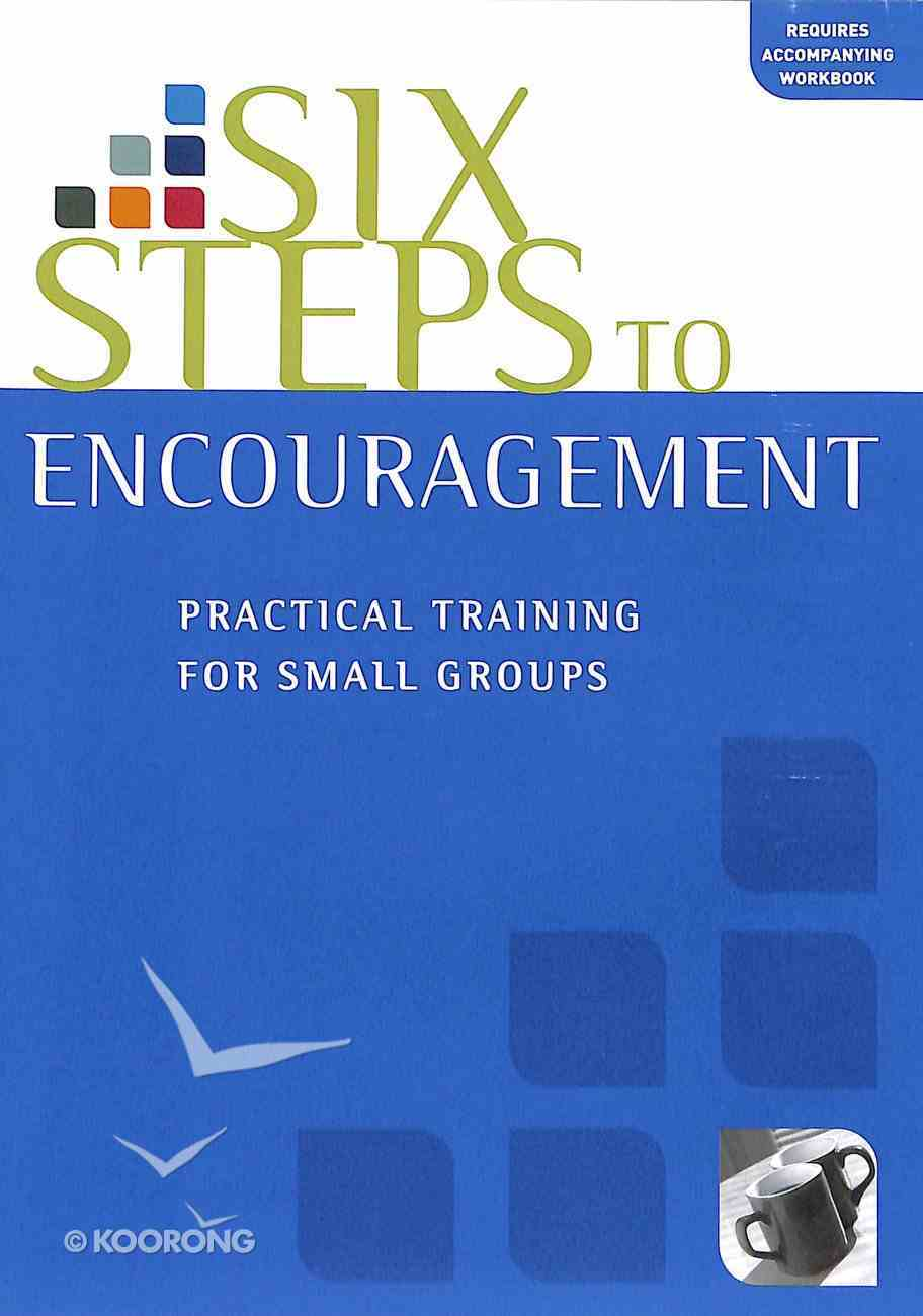 Six Steps to Encouragement (Dvd) DVD