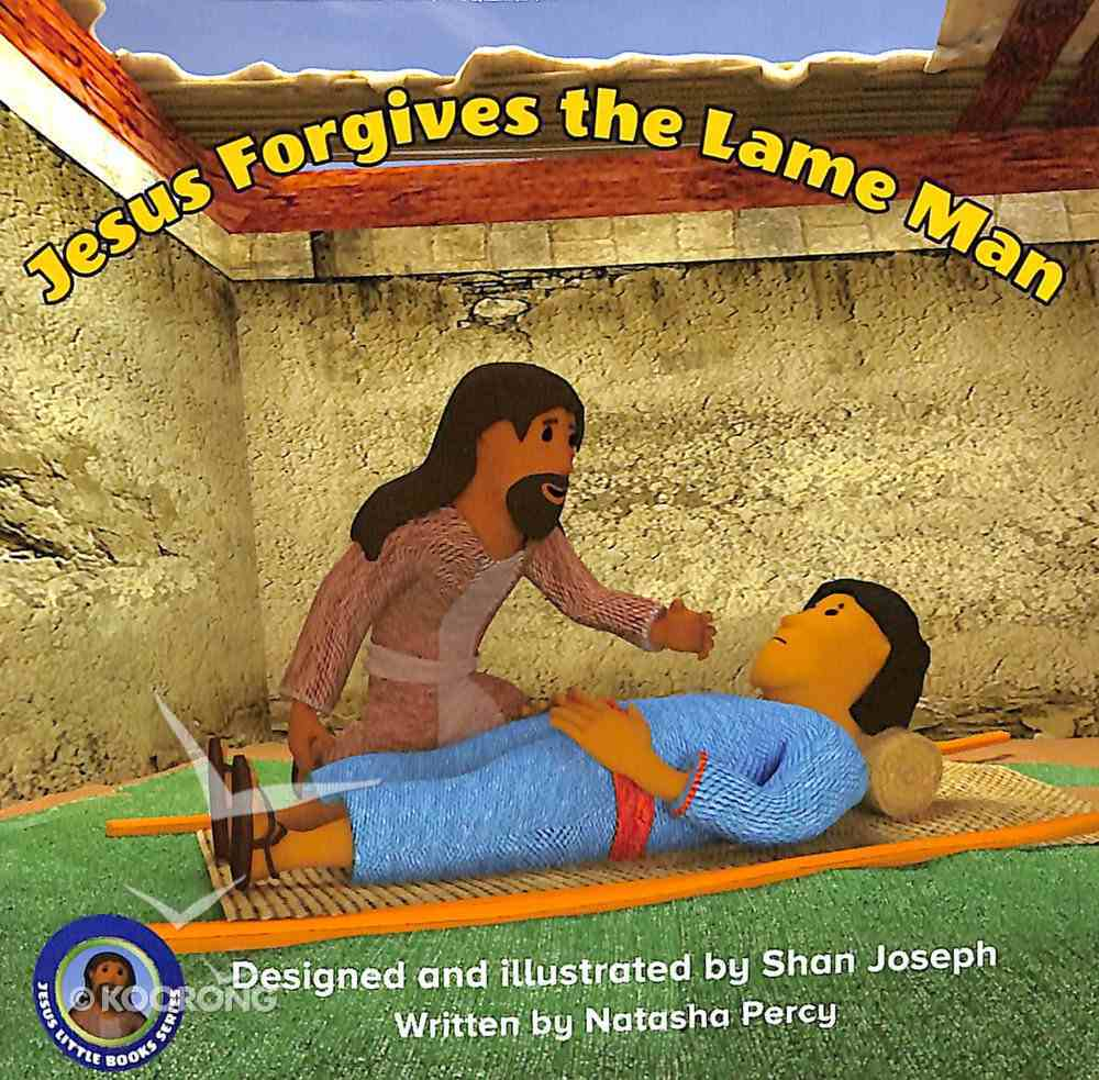 Jesus Forgives the Lame Man (Jesus Little Book Series) Paperback