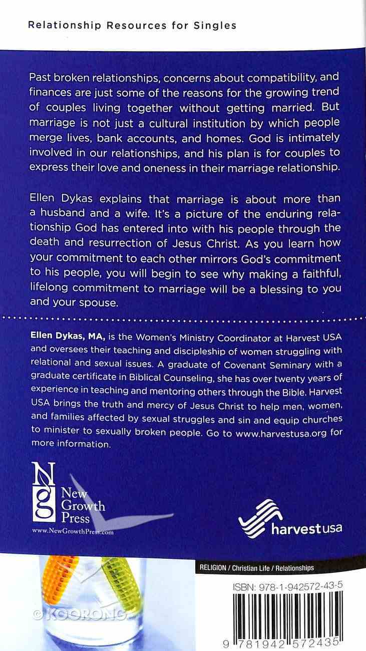 Living Together (Mini Books For Singles Series) Booklet