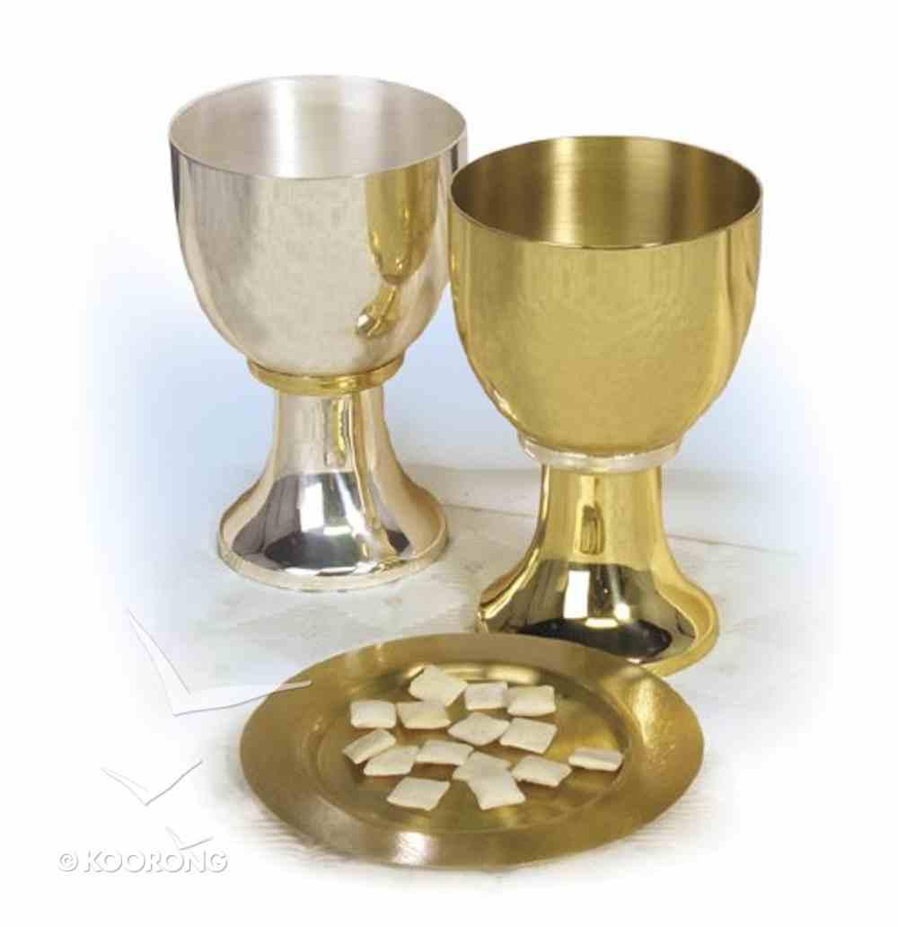"Chalice: Pastor's Brass (Asa-1205Br) (7 7/8"" X 3 1/8"") Church Supplies"