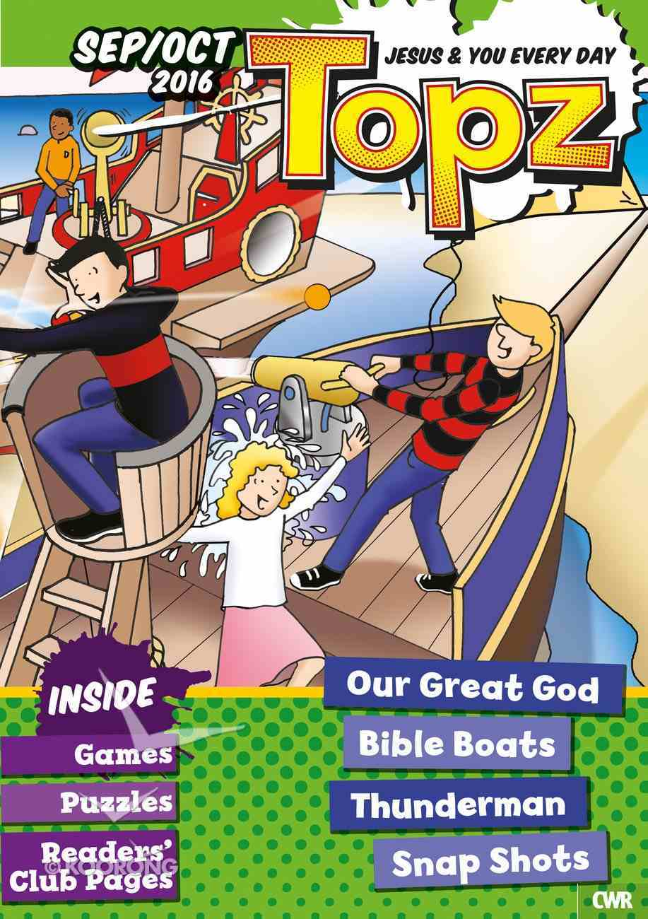 Topz 2016 #05: Sep-Oct (Every Day With Jesus Series) Paperback