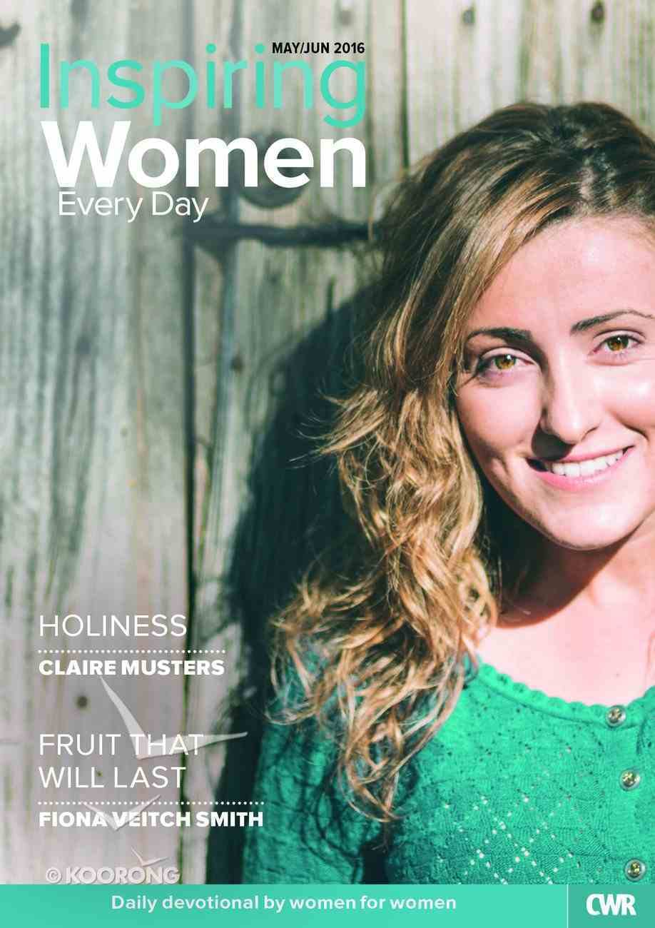 Inspiring Women 2016 #03: May-Jun Magazine