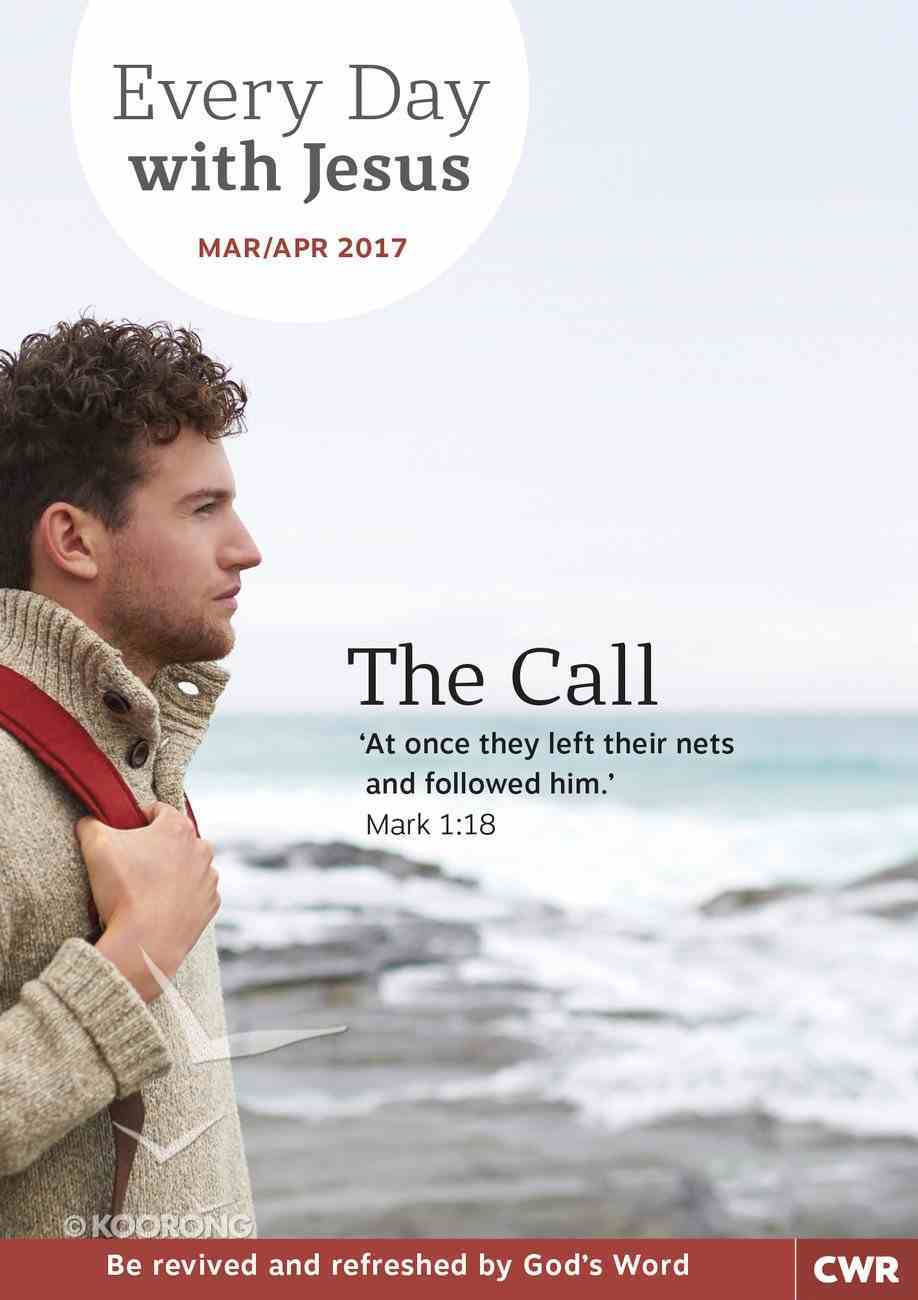 Lge 2017 #02: Mar-Apr (Every Day With Jesus Series) Magazine