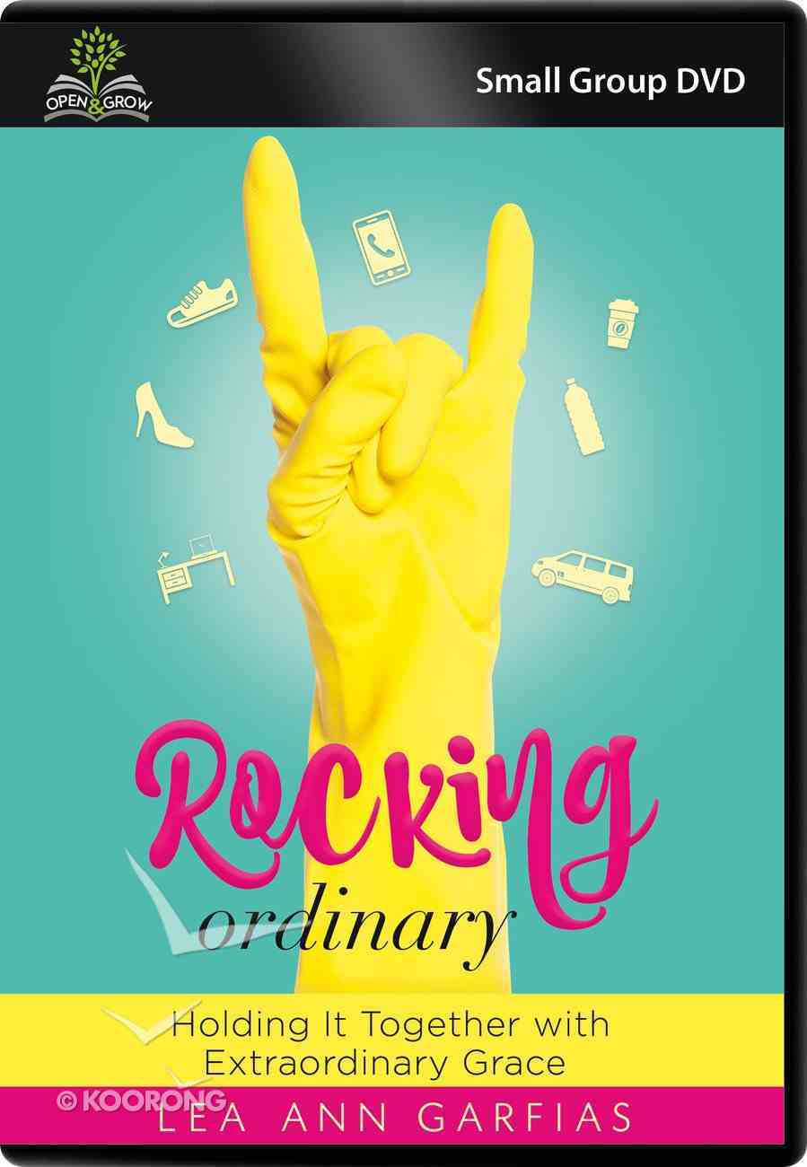 Rocking Ordinary (Small Group DVD) (Open & Grow Series) DVD