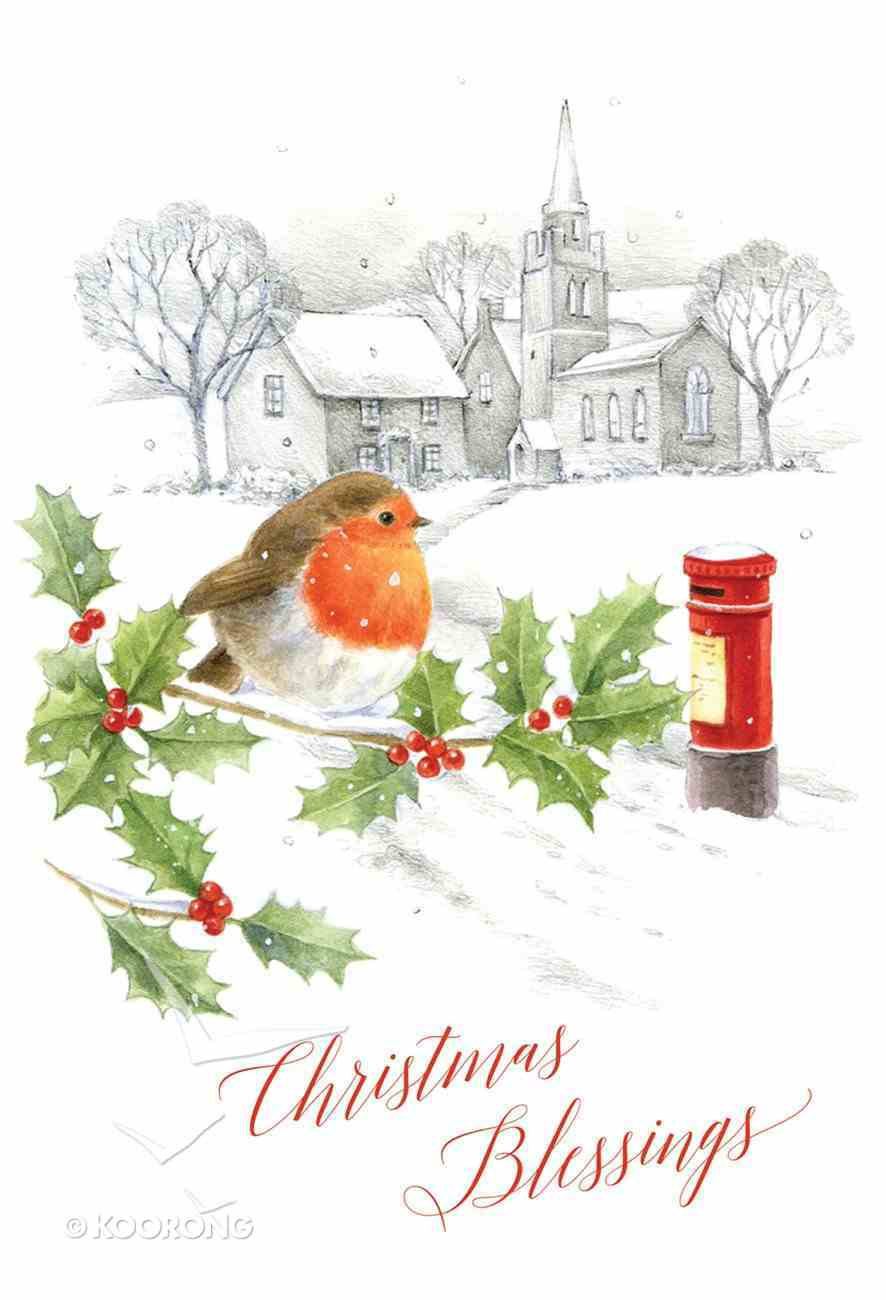 Christmas Card (Budget Pack A) Cards