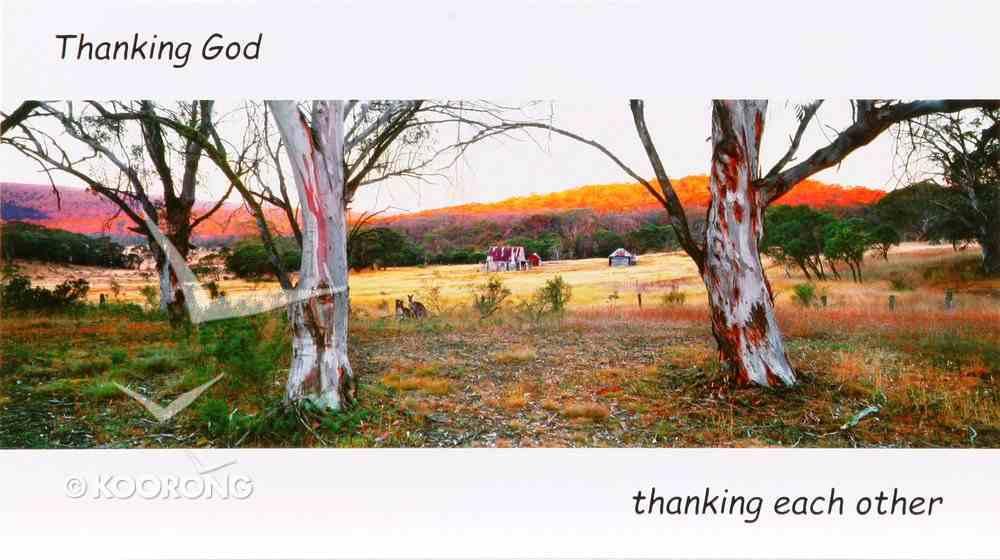 National Day of Thanks Card Pack J: Ken Duncan Cards
