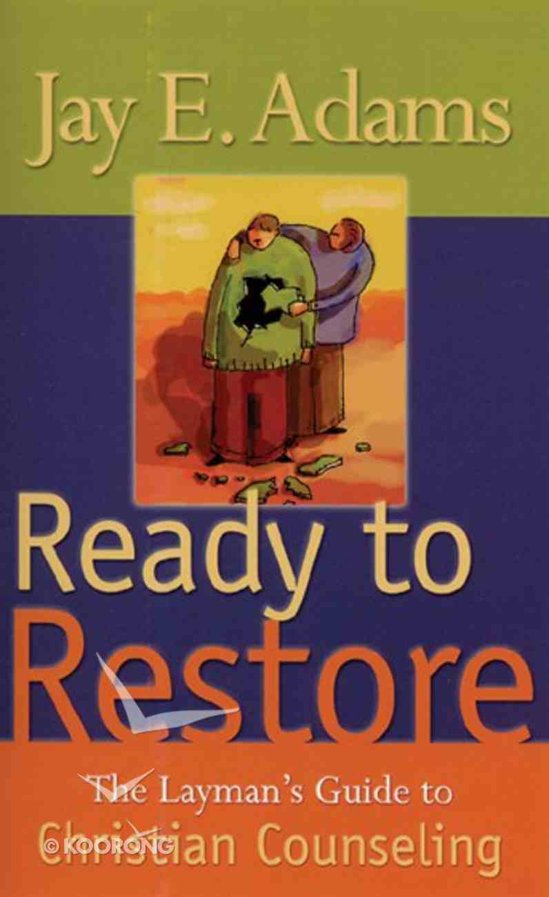 Ready to Restore Paperback