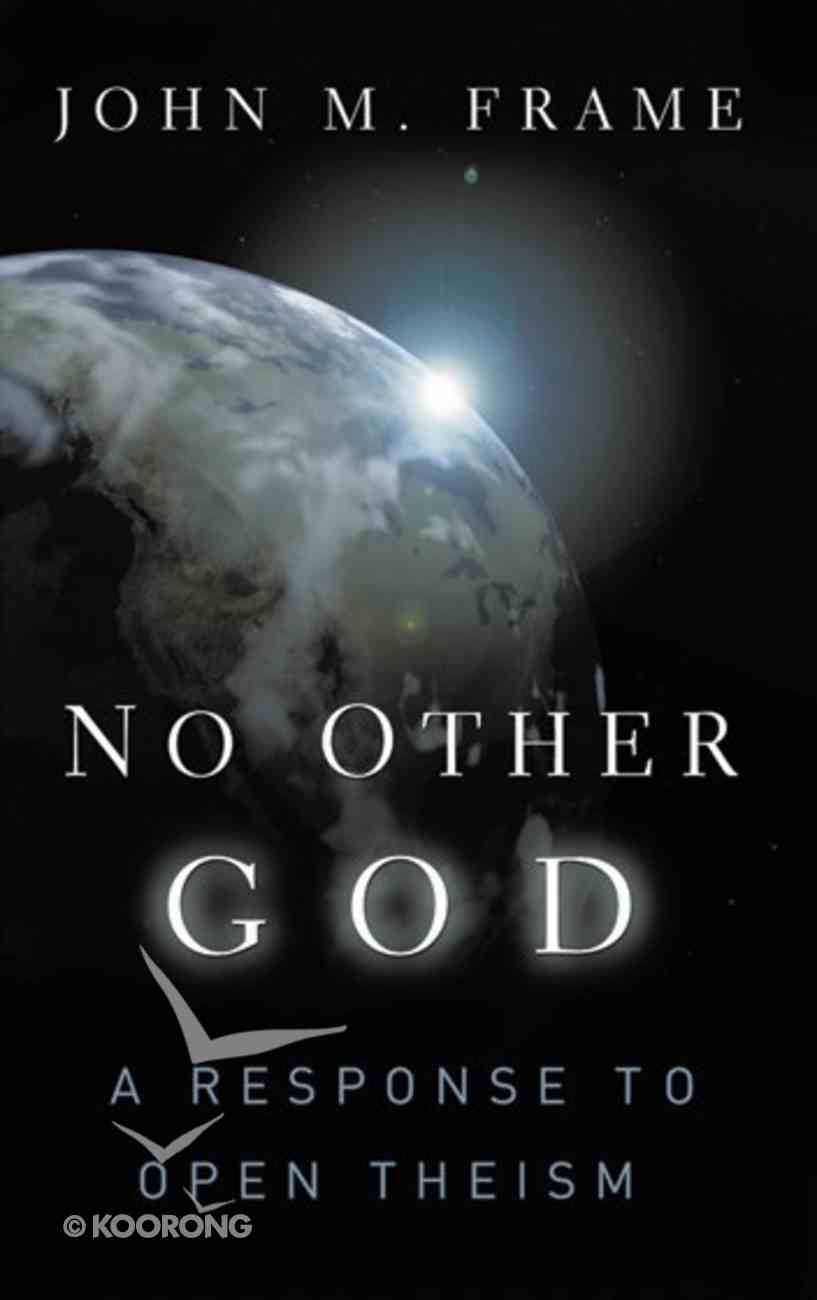 No Other God Paperback