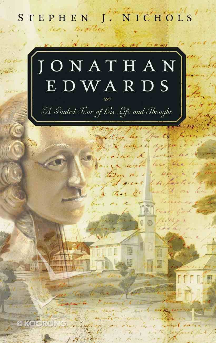 Jonathan Edwards (Guided Tour Series) Paperback