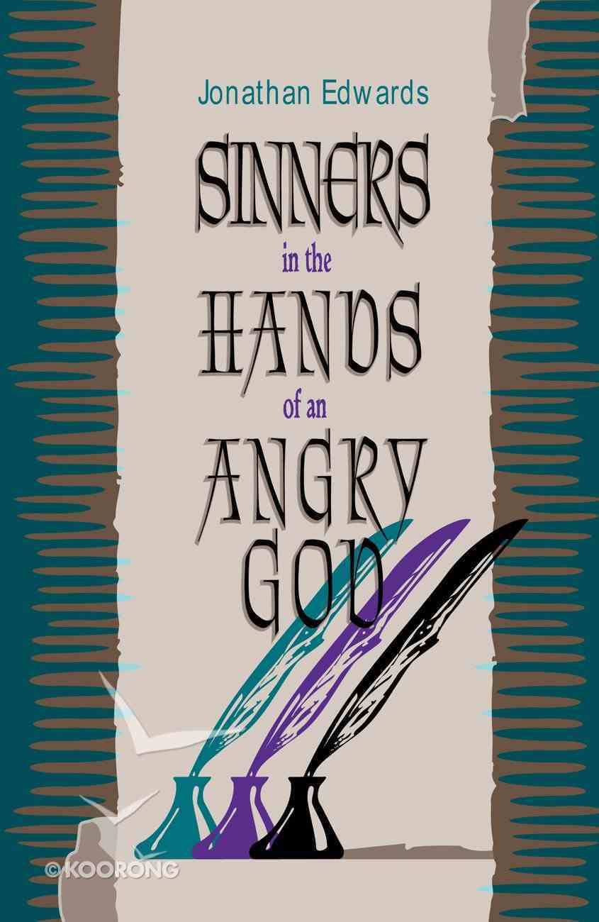 Sinners in the Hands of An Angry God Booklet