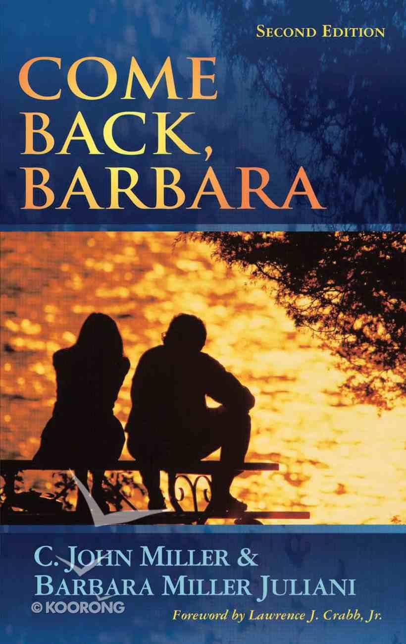 Come Back, Barbara (2nd Ed) Paperback