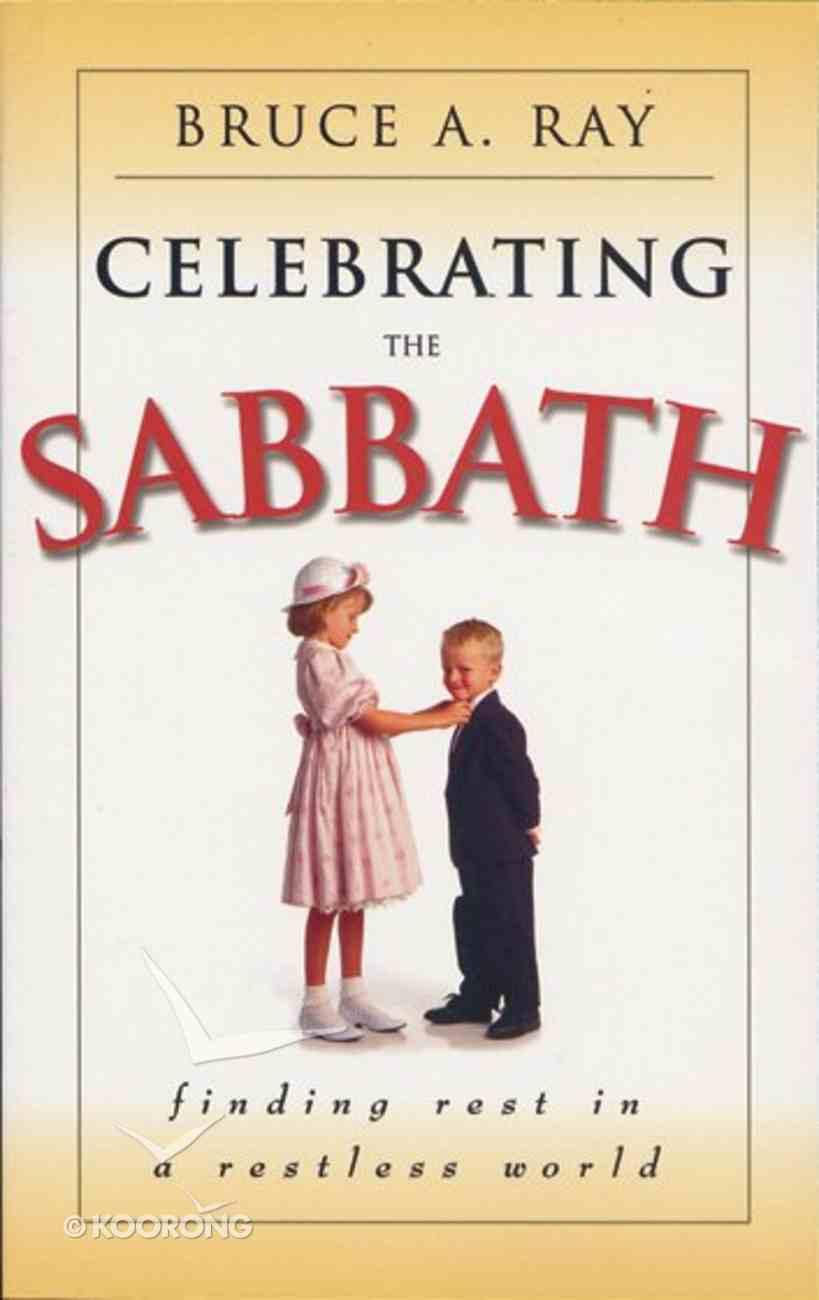 Celebrating the Sabbath Paperback