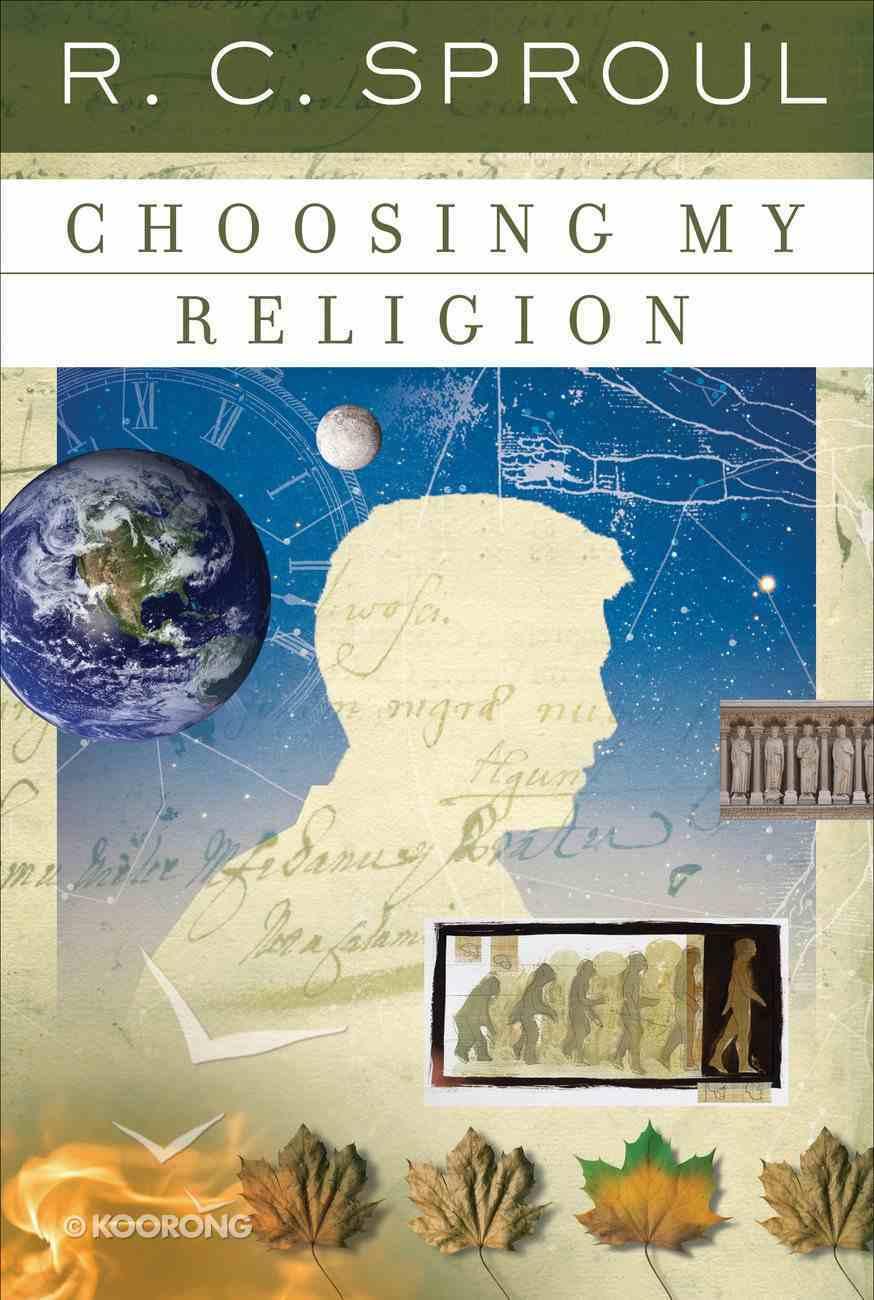 Choosing My Religion Paperback